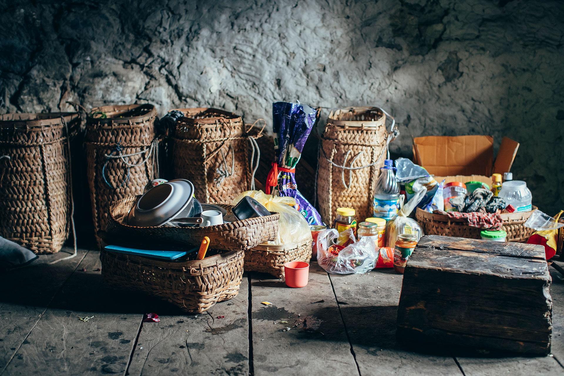 Fotograf Reise Trekking People Bhutan Food Himalaya Outdoor