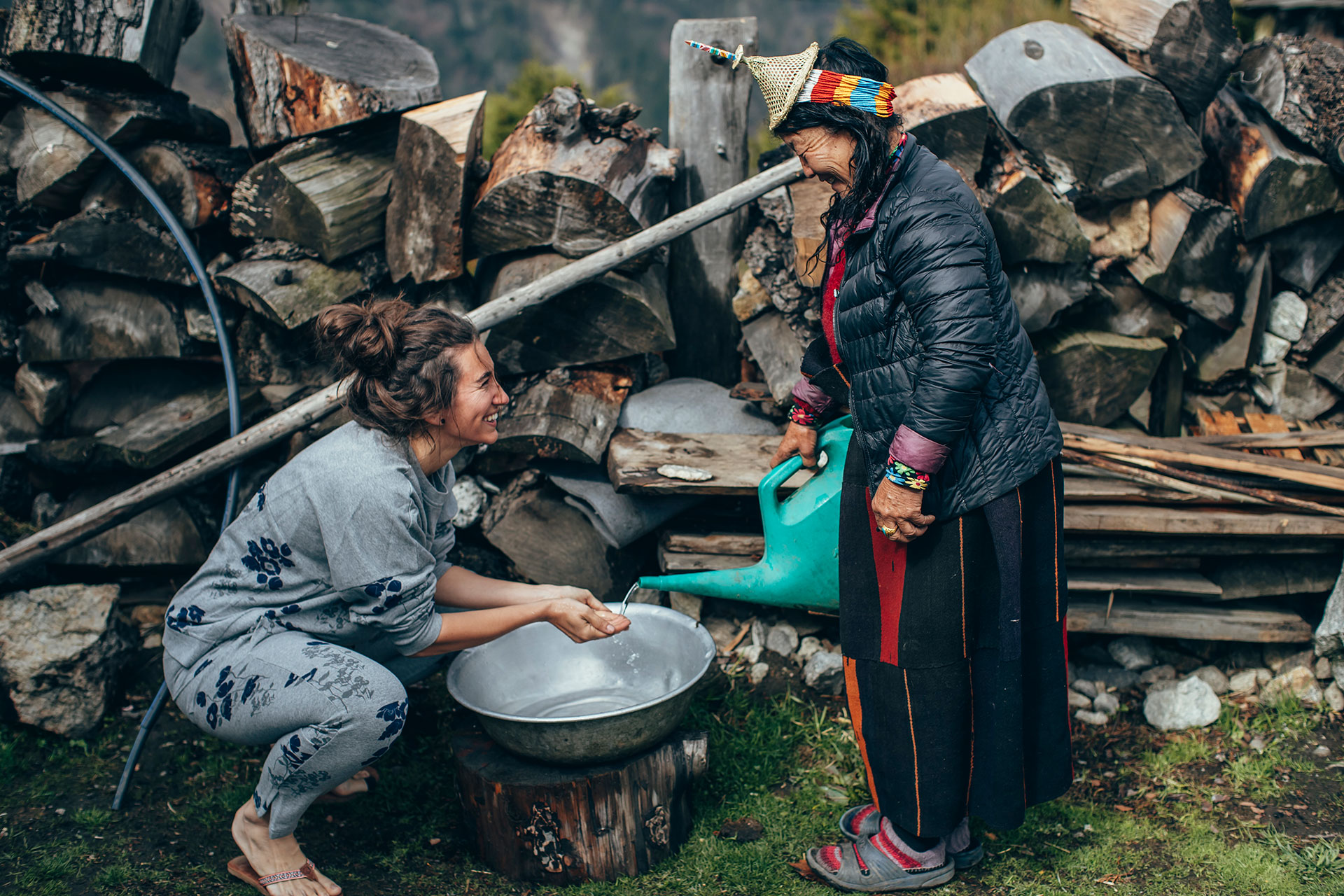 People Fotoreise Produktion Trekking Lifestyle Kultur Outdoor