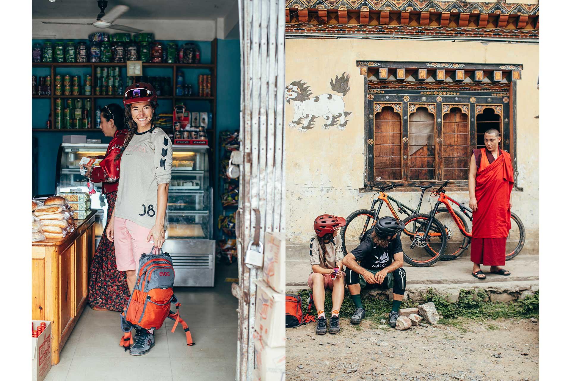 Mountainbike Fotograf Reise Maloja Bekleidung Himalaya Stuttgart