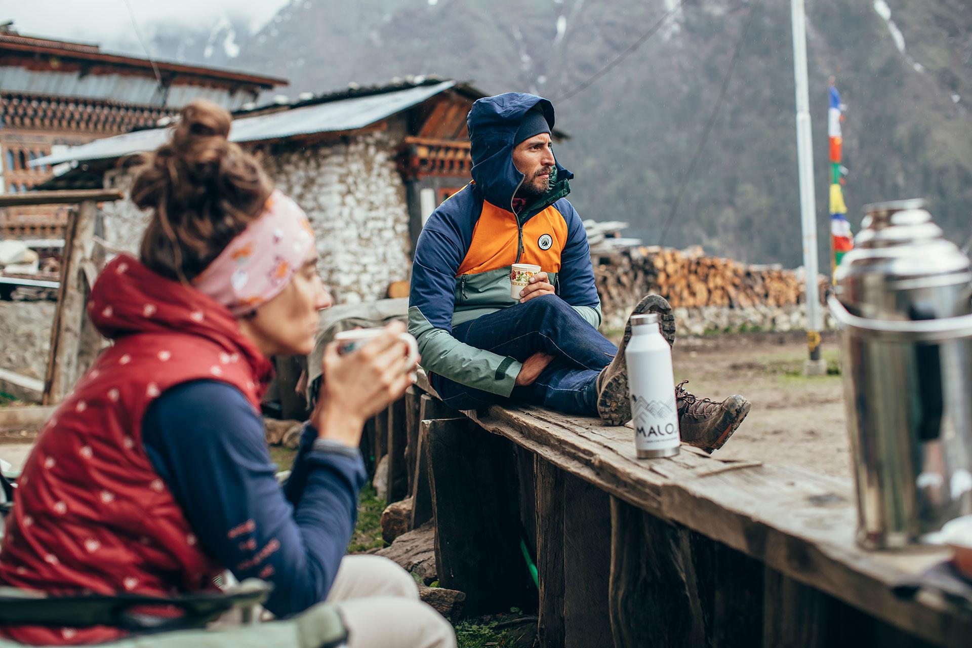 Himalaya Trekking Fotograf Lala Reise Deutschland Michael Müller Maloja Bekleidung