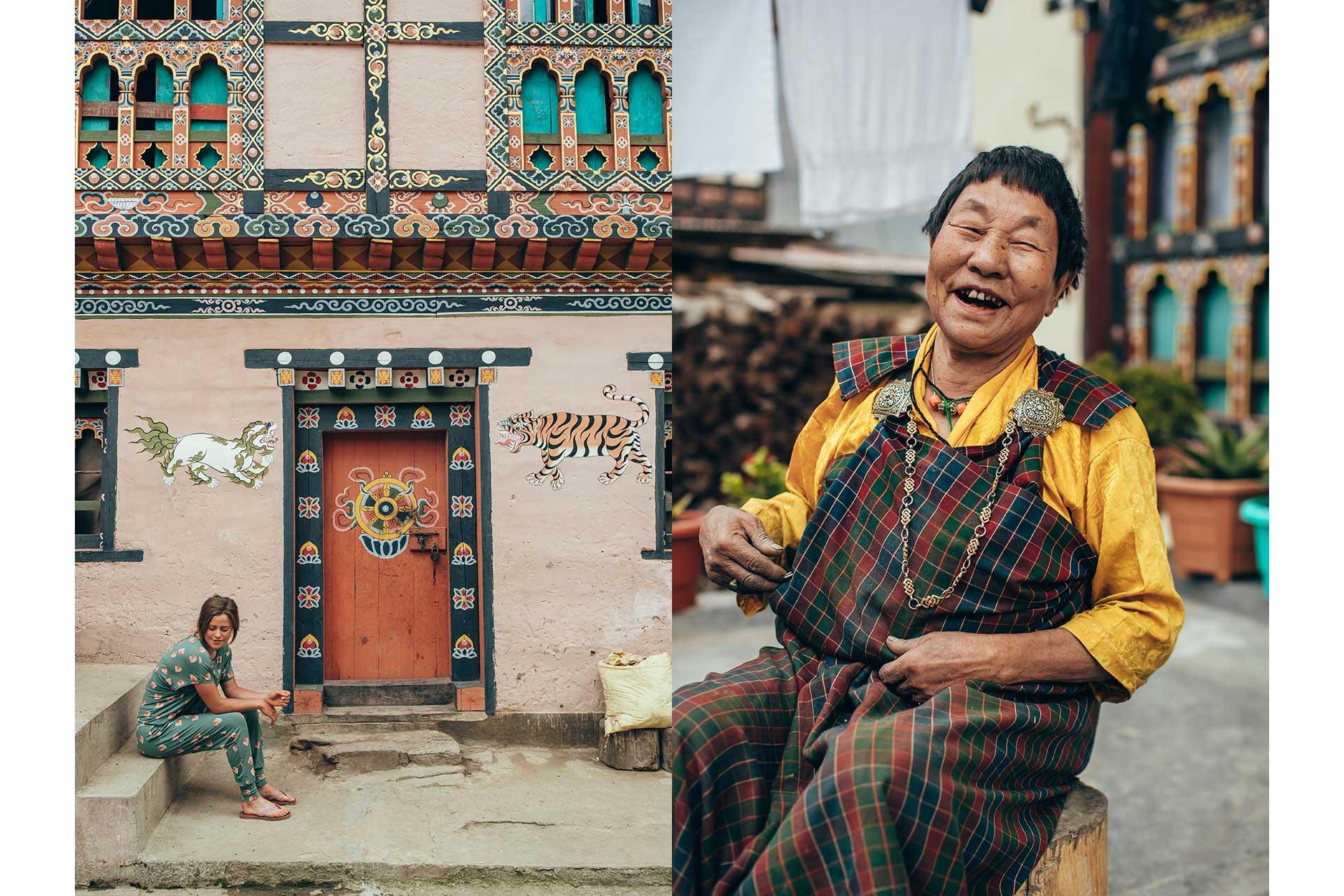 Streetwear People Bhutan Maloja Katalogproduktion