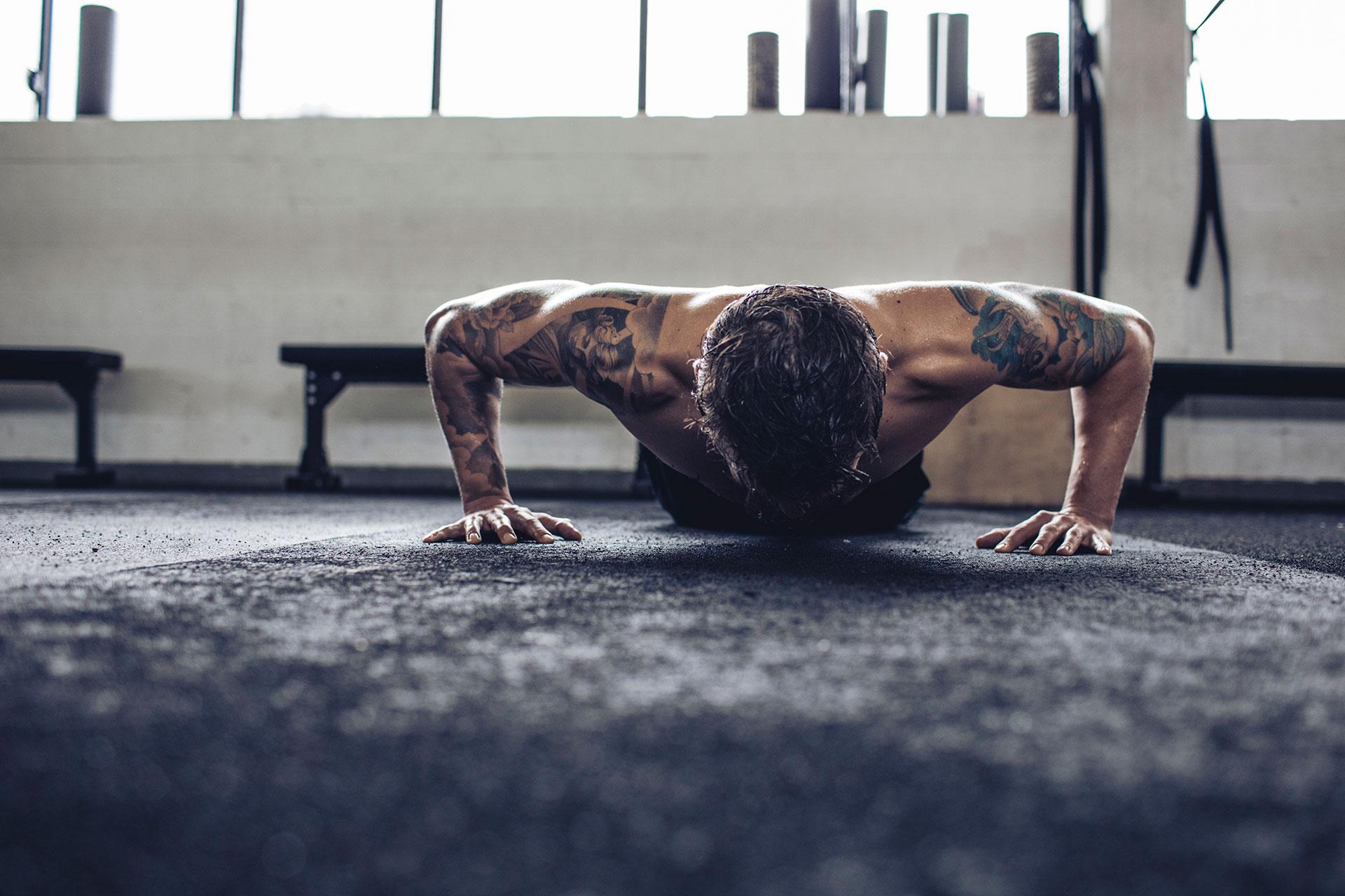 Sport Crossfit Fotograf People Muskeln Lifestyle Fitness Michael Müller Hamburg