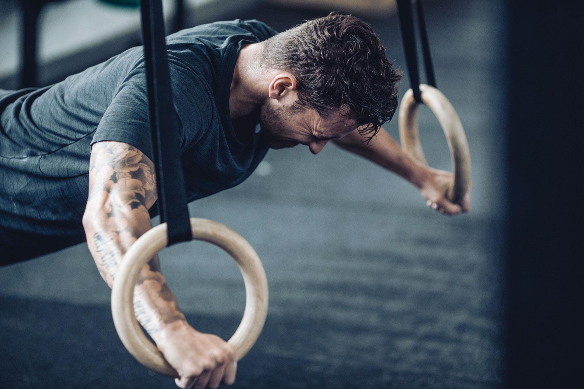 Muskeln Krafttraining Crossfit Fitness München Deutschland Micheal Müller Sport