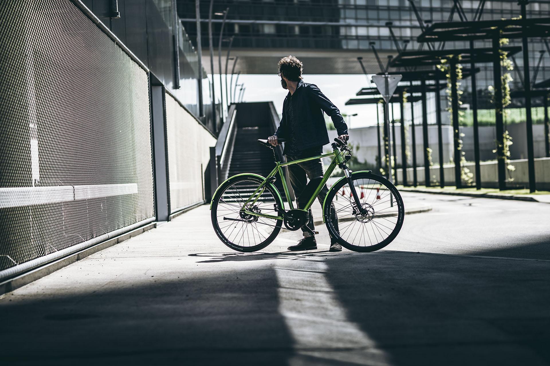 Fahrrad Fotoproduktion Michael Müller Fotograf London Lifestyle Nachhaltigkeit