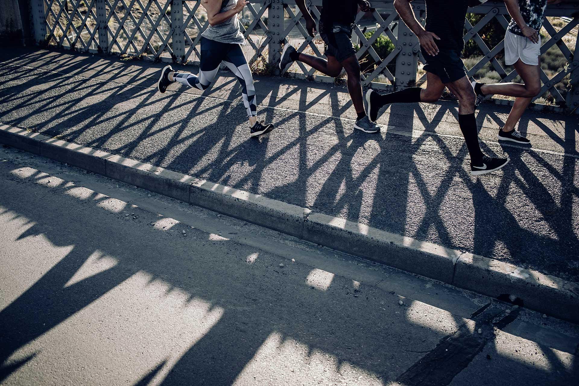 Laufsport Running Fitness Kapstadt Südafrika Laufgruppe