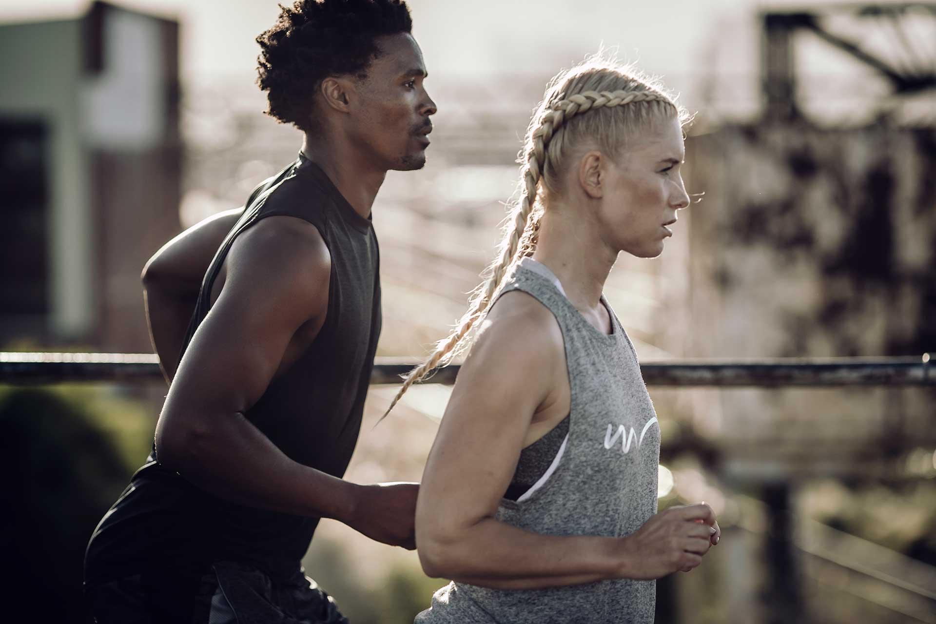 Sportfotograf Training Running Fitness Fotoproduktion Berlin Michael Müller