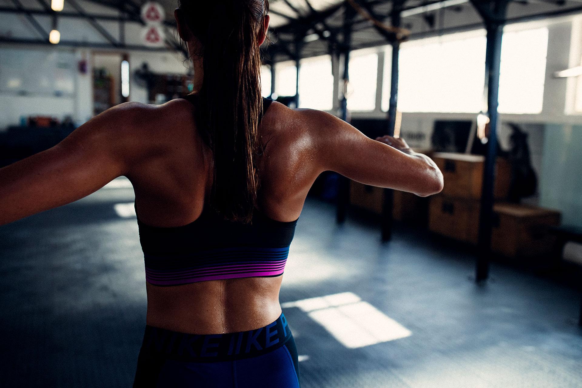 Muskeln Training Sportfotograf Michael Müller Köln Fitness
