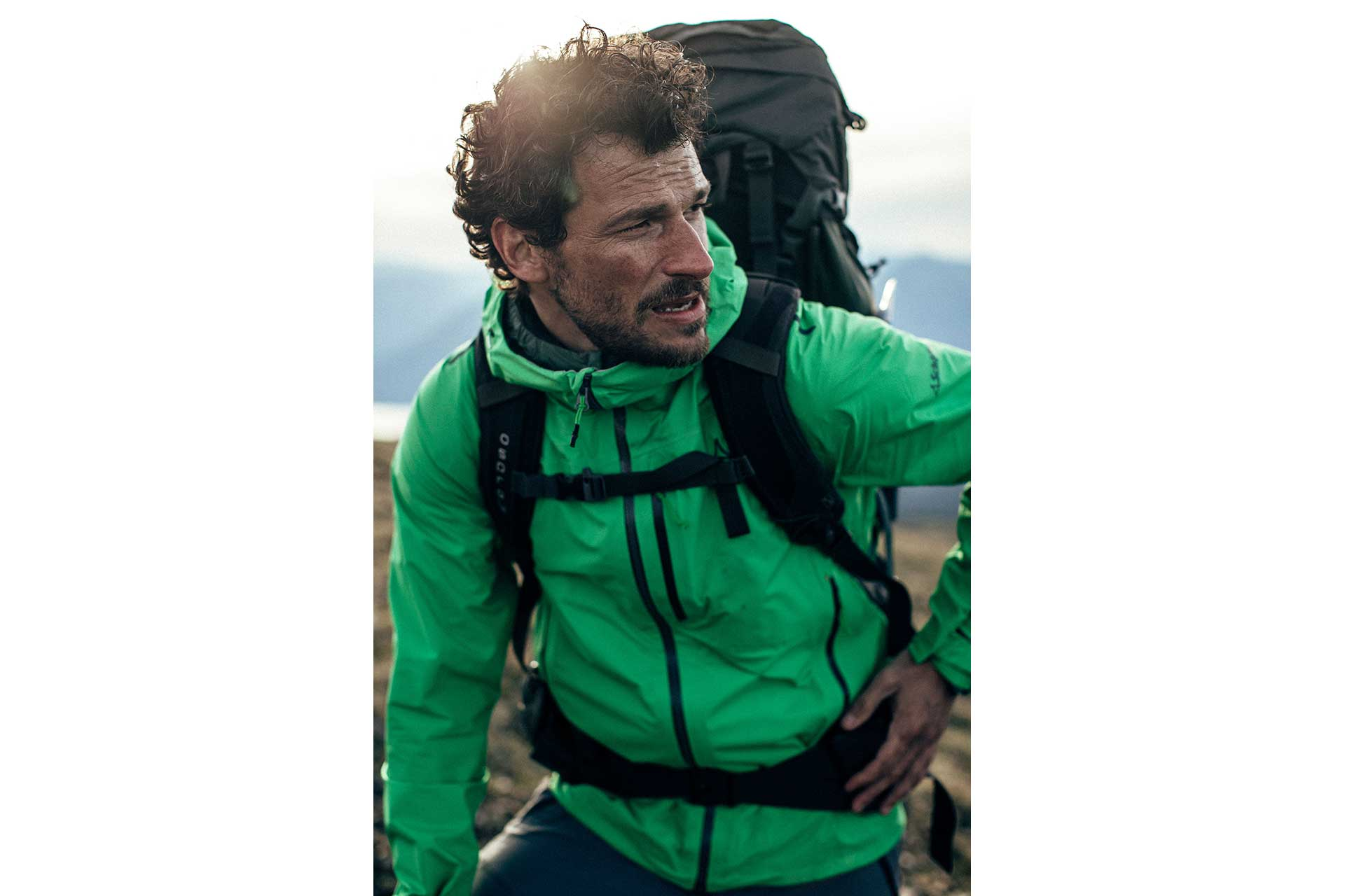 Model Fotograf Outdoor Wandern Bergsteigen Kanada sport Michael Müller Yukon Schöffel Kampagne