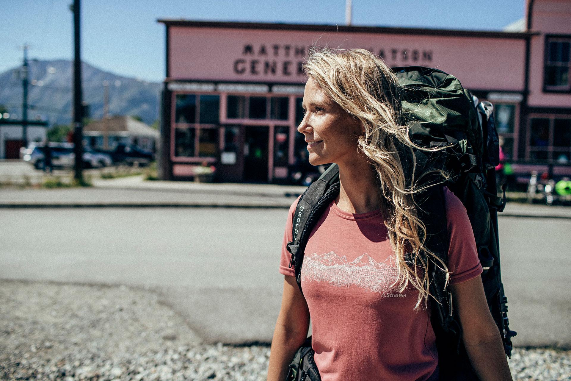 Kanada USA Outoodr Lifestyle Portrait People Fotograf Wandern Trekking