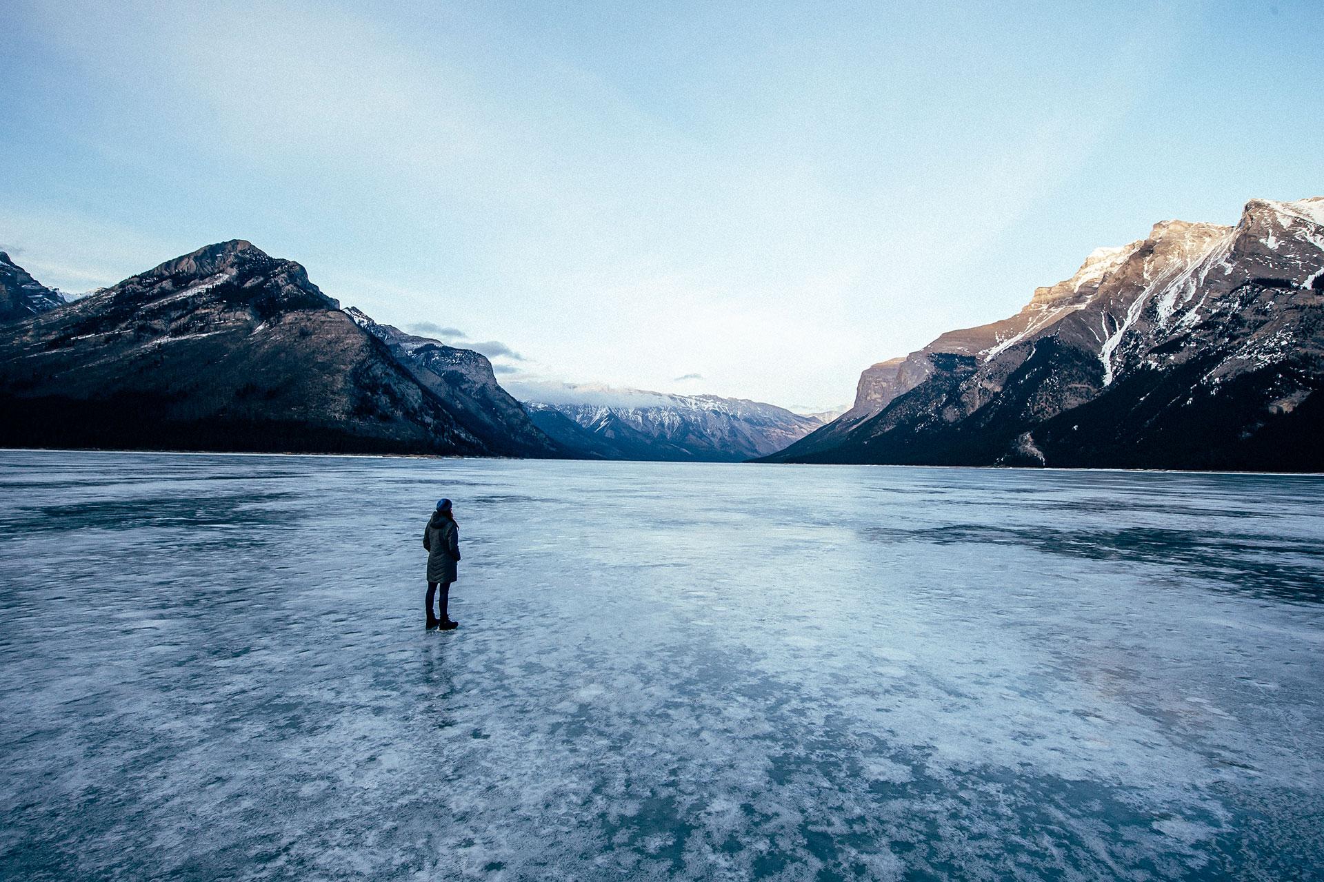 Berge Landschaft Fotograf Trekking Travel Outdoor Wandern