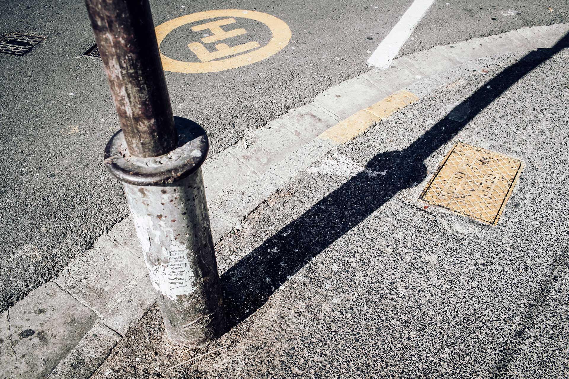 Detail Straße Running Fotograf Sport Fitness Kapstadt Südafrika