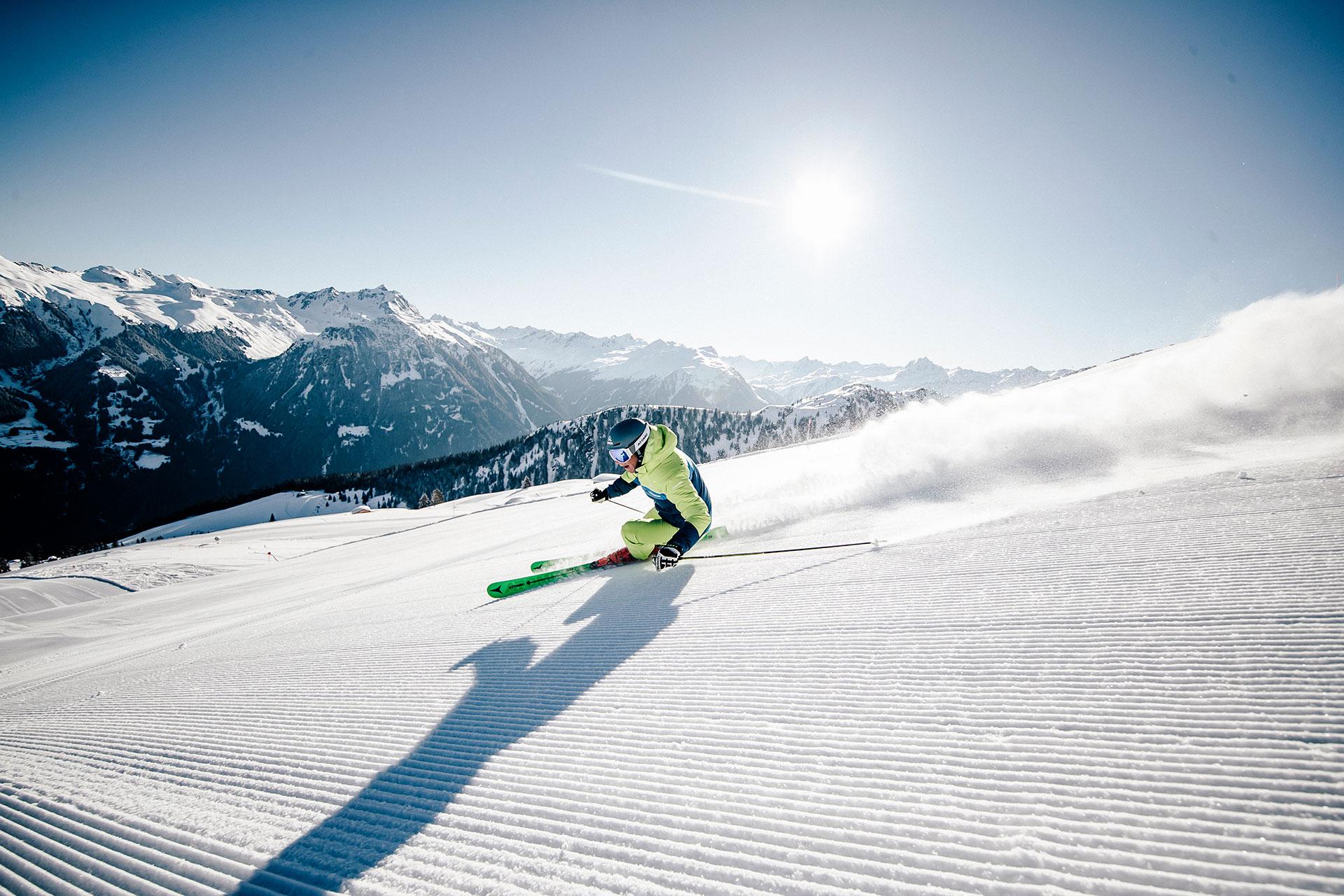 Benni Raich Skifahrer Fotograf Alpin Fotoproduktion München Salzburg
