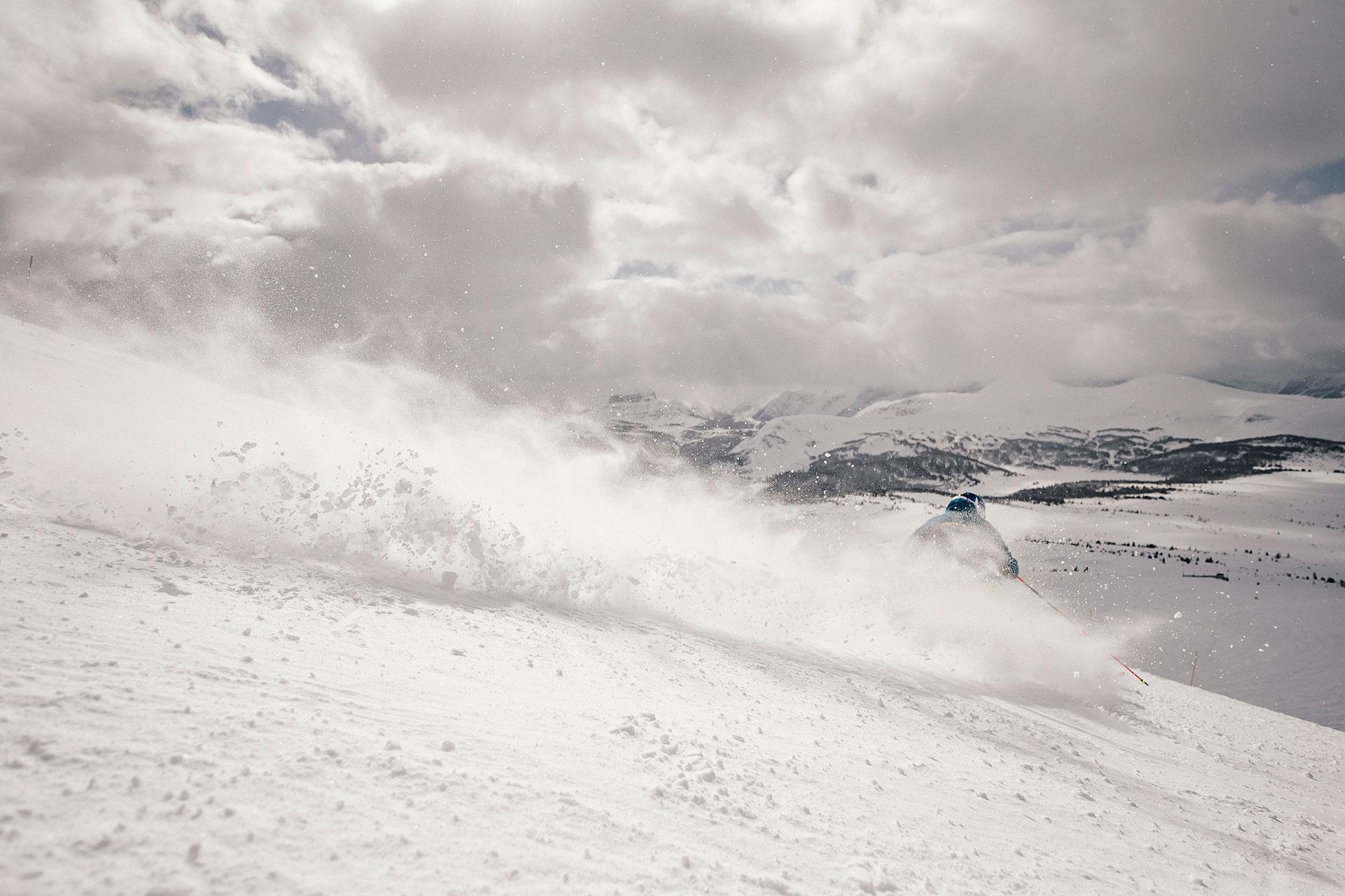 Aktion Winter Sport Fotograf Landschaft Berge Panorama Alpen Zürich Schweiz