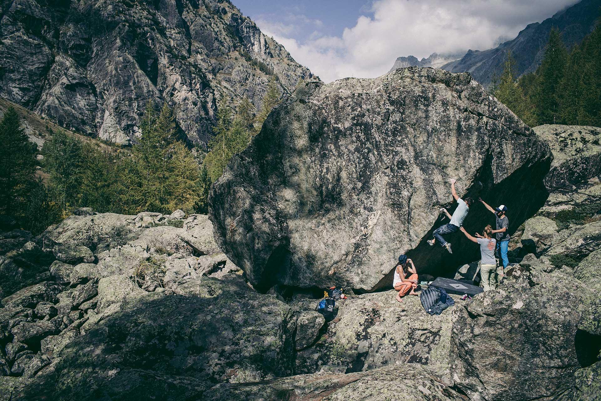 Landschaft Panorama Berge Outdoor Sport Salzburg Michael Müller