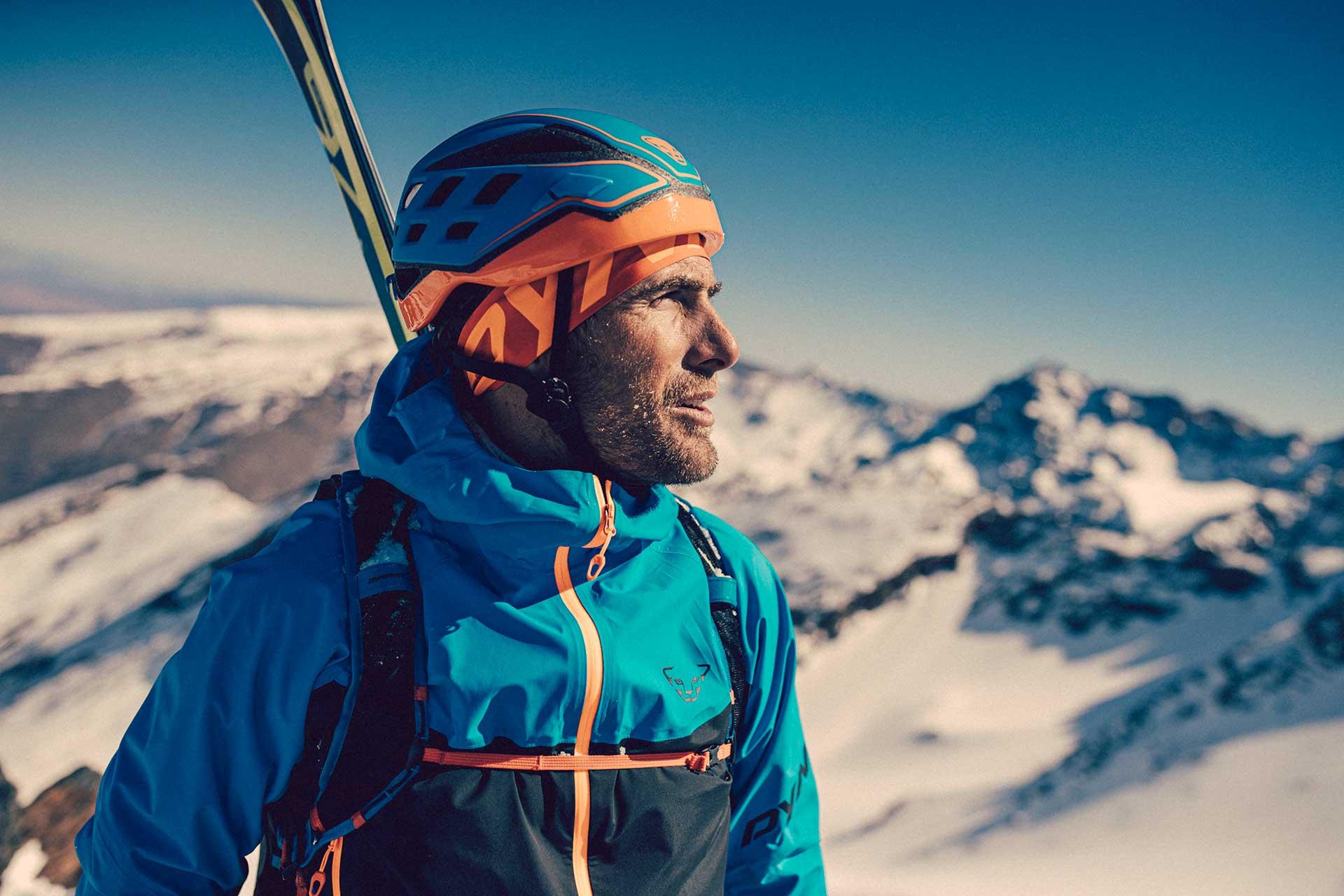 Portrait Fotograf Lifestyle Sport Skitour München Schweiz