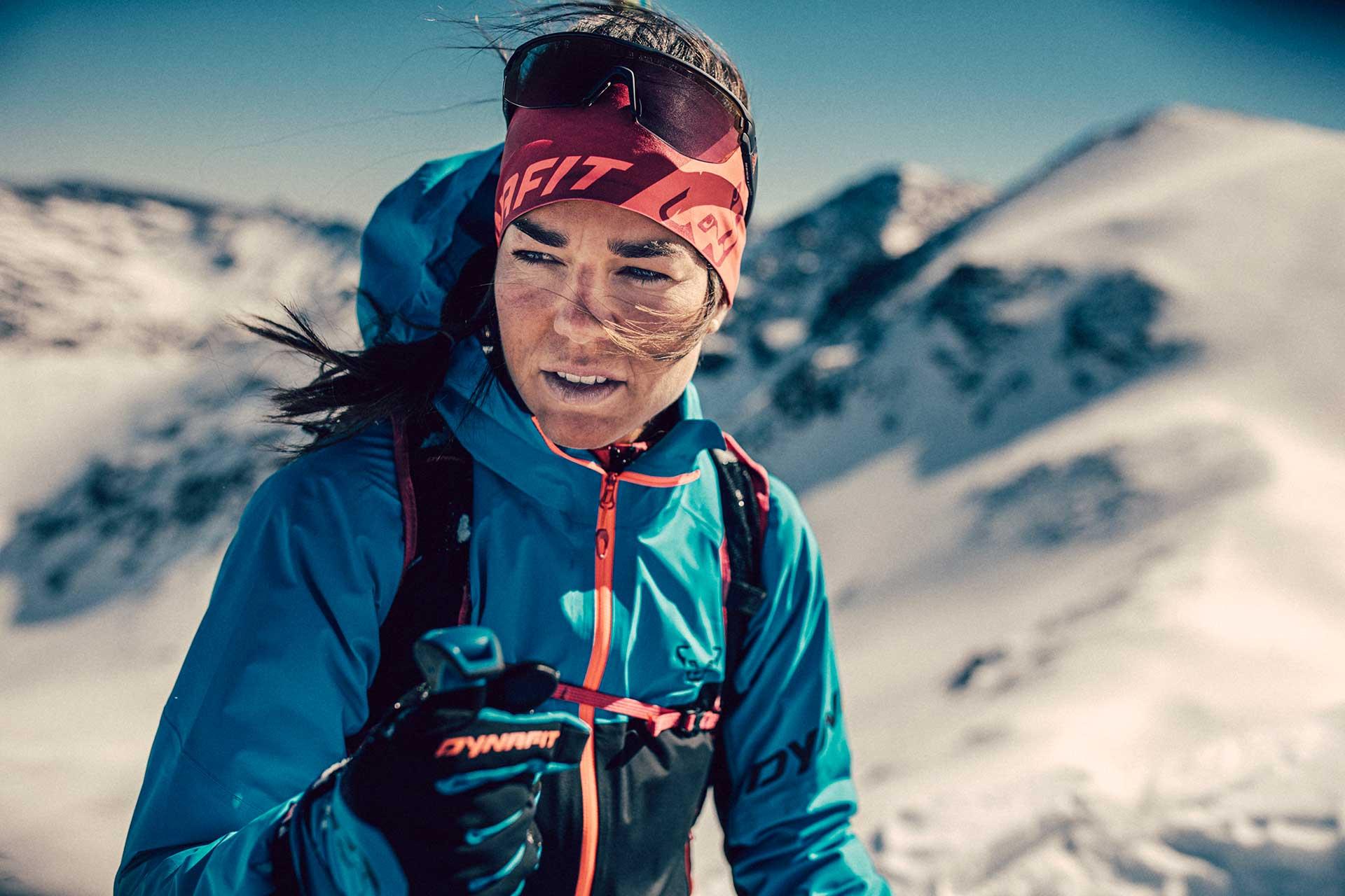 Portrait Fotograf Skitour Sport Fotoproduktion BergTour Michael Müller