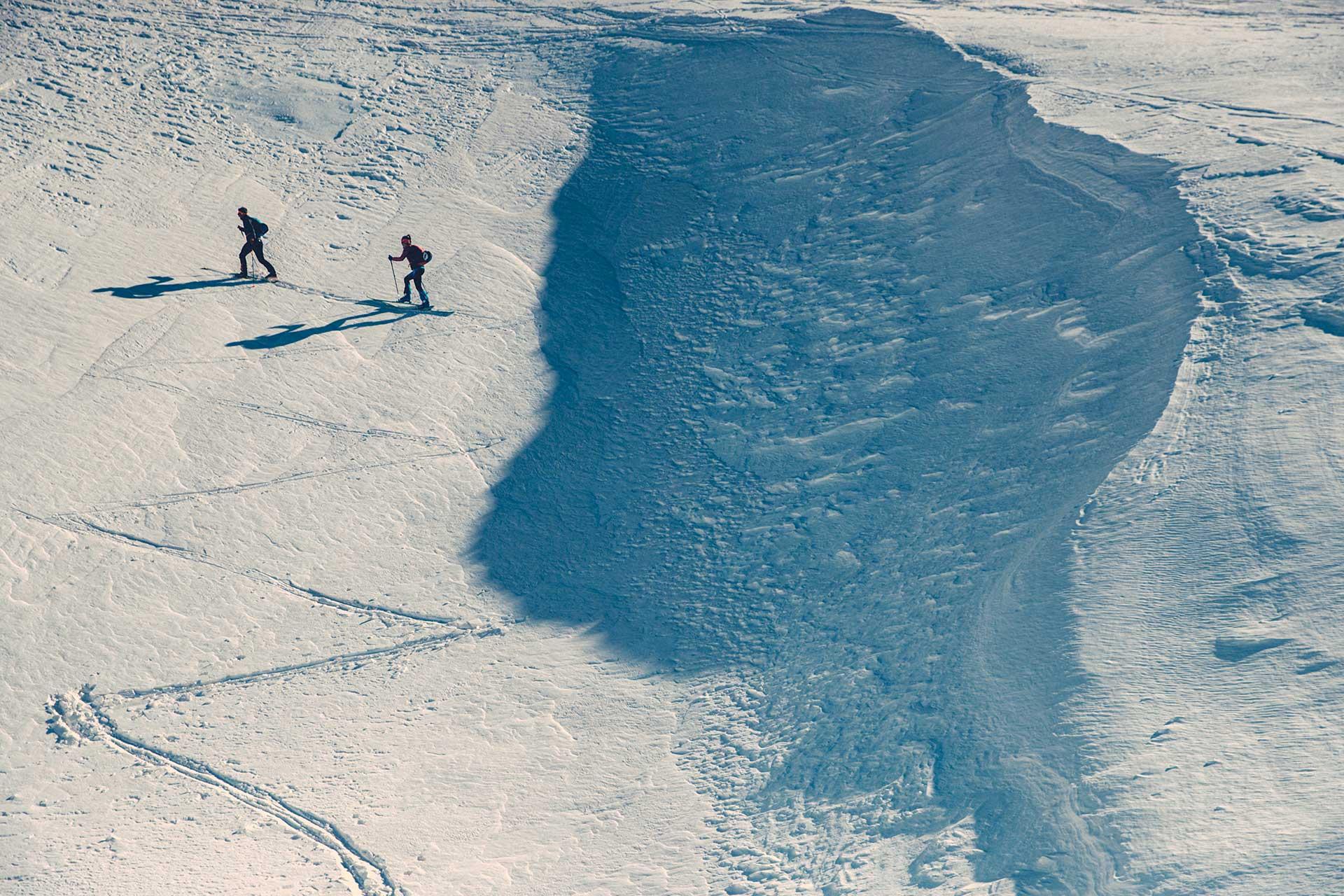Wintersport skimountaineering Fotograf Sport Fitness Skitour München Schnee Berge Salzburg