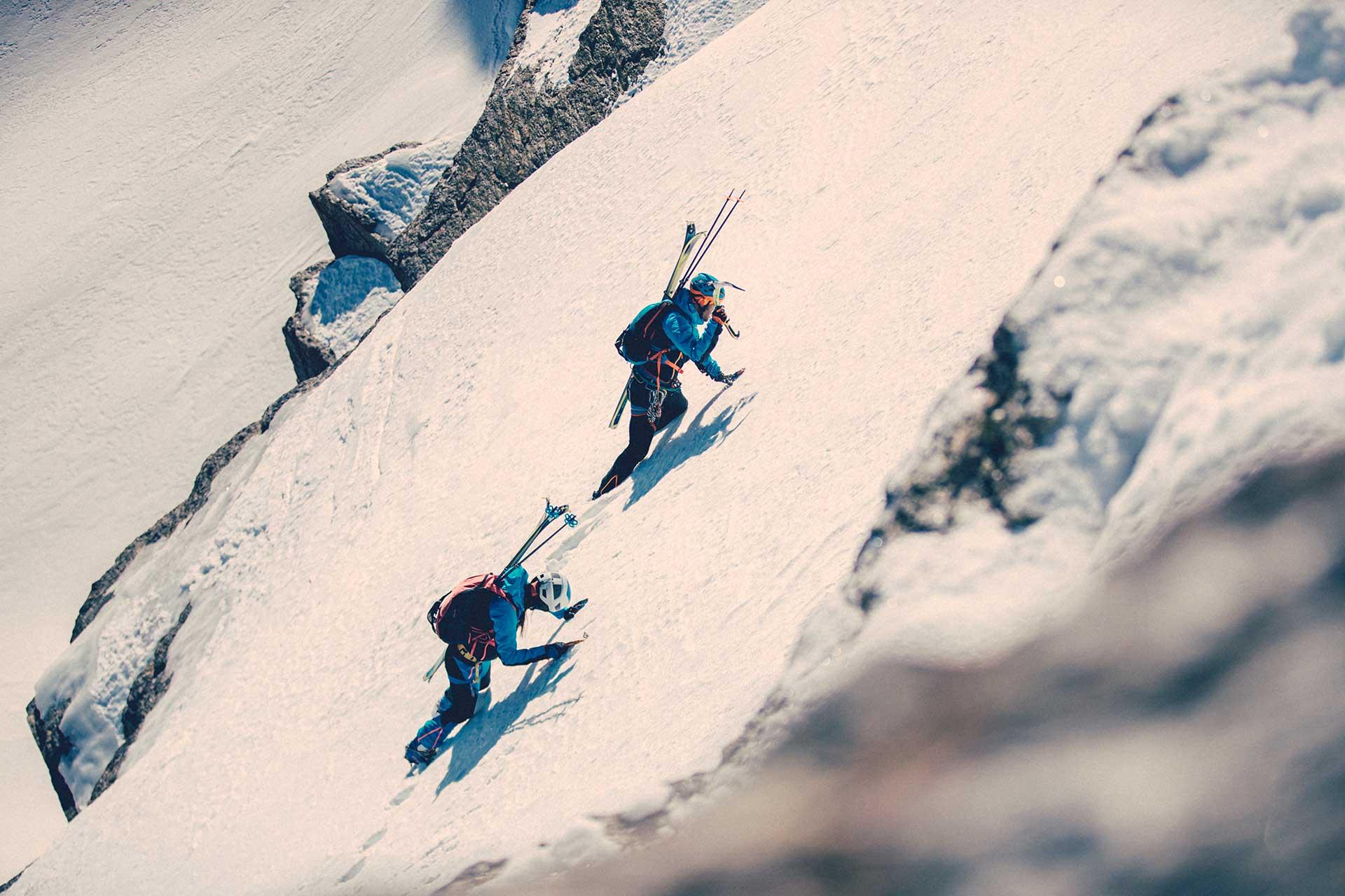 Wintersport skimountaineering Sport Fotograf Skitour Alpin Michael Müller Salzburg