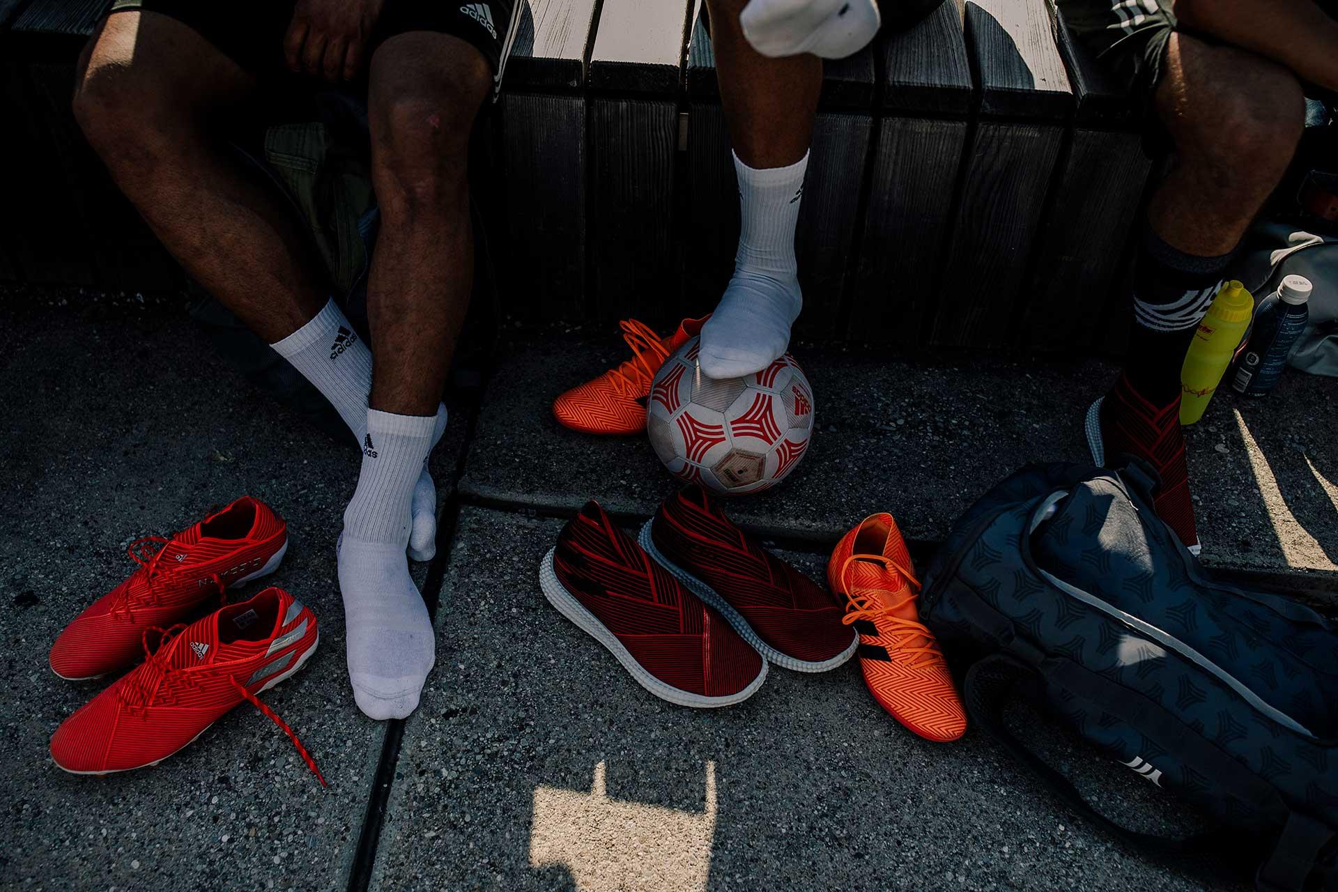 Fotograf Michael Müller Fußball Teamsport München