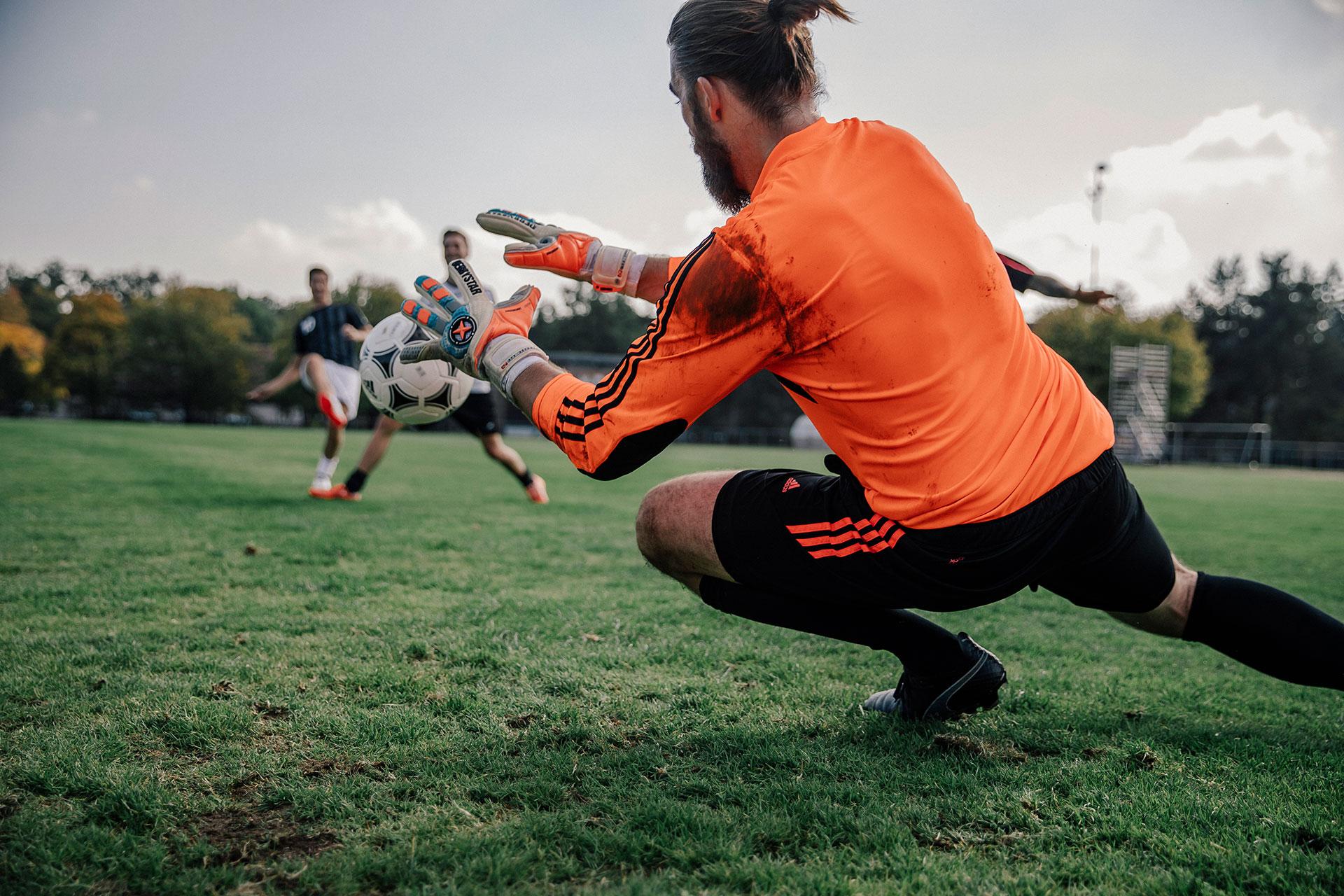 Teamsport Fotograf Sport Outdoor Fußball Aktion Adidas Kampagne muenchen deutschland