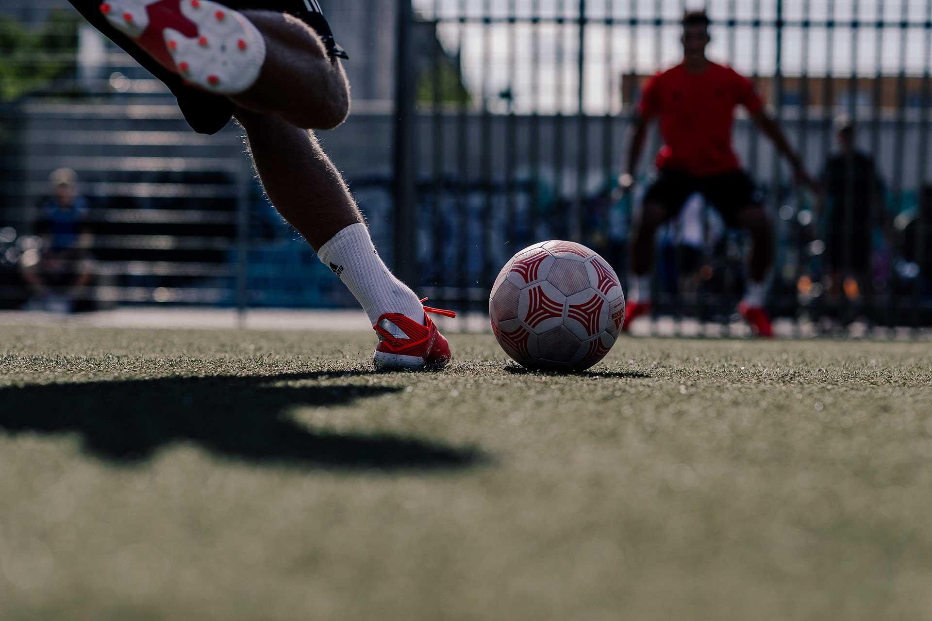 Adidas Fußball Streetsoccer Fotograf Michal Müller Sport Hamburg