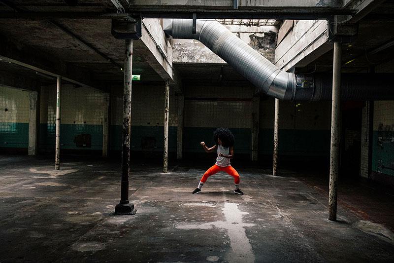 Martial Arts Sport Kampagne Superdry London Michael Müller Fotograf