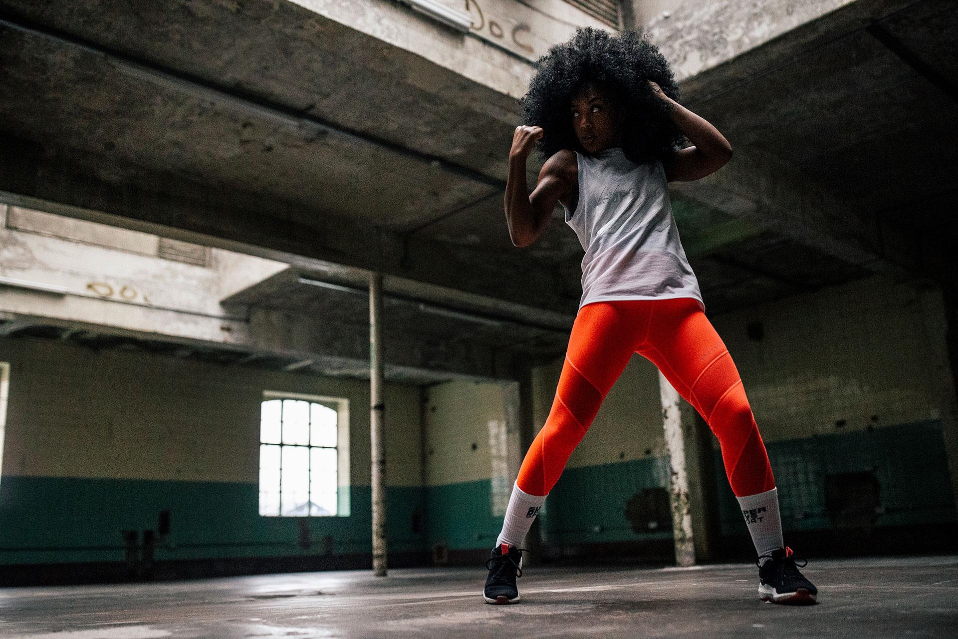 Kampfsport Martial Arts Fotograf Sport Kampagne Superdry Michael Müller London