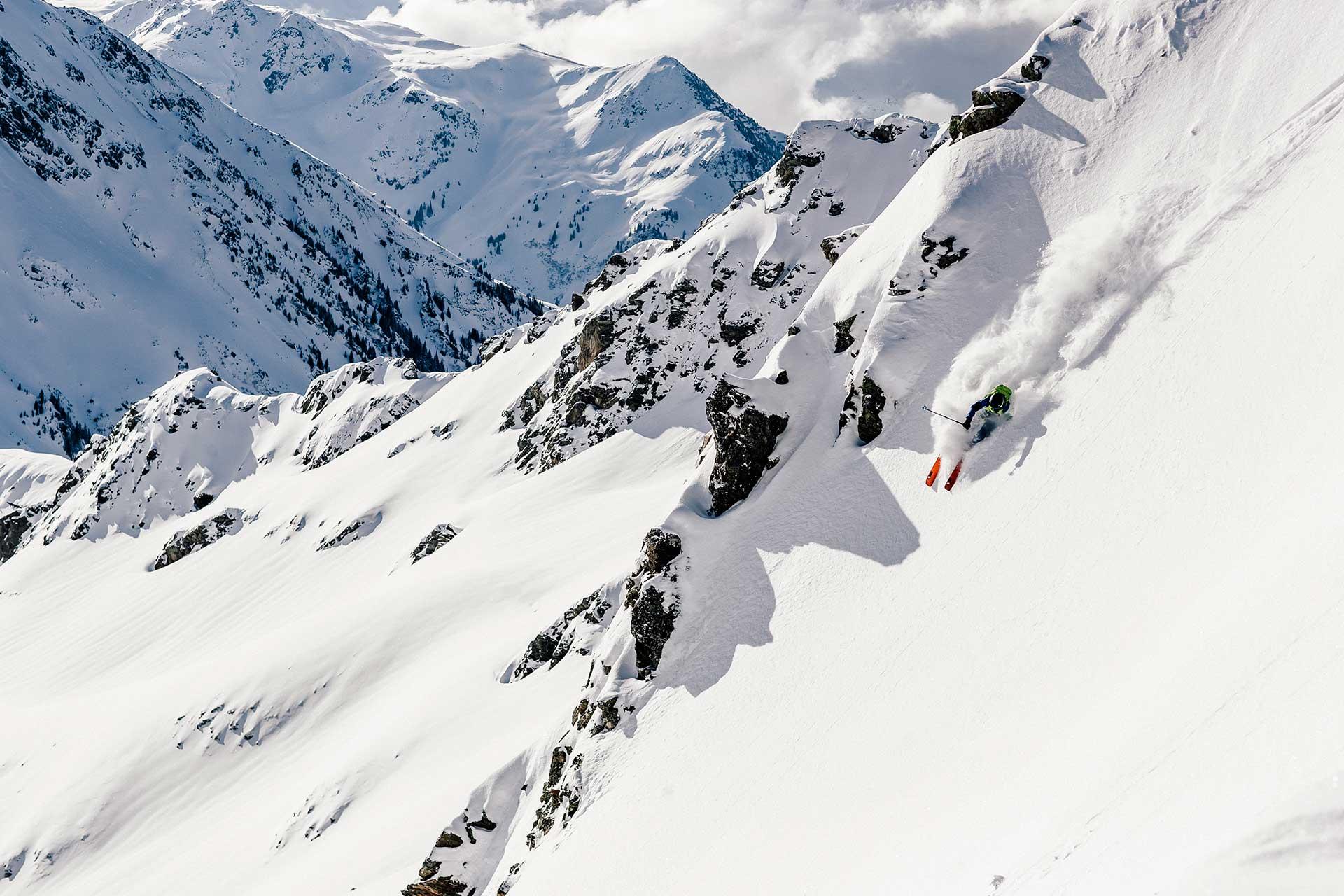 Fotograf Outdoor Winter Berge Ski Sport Michael Müller Schöffel Hamburg