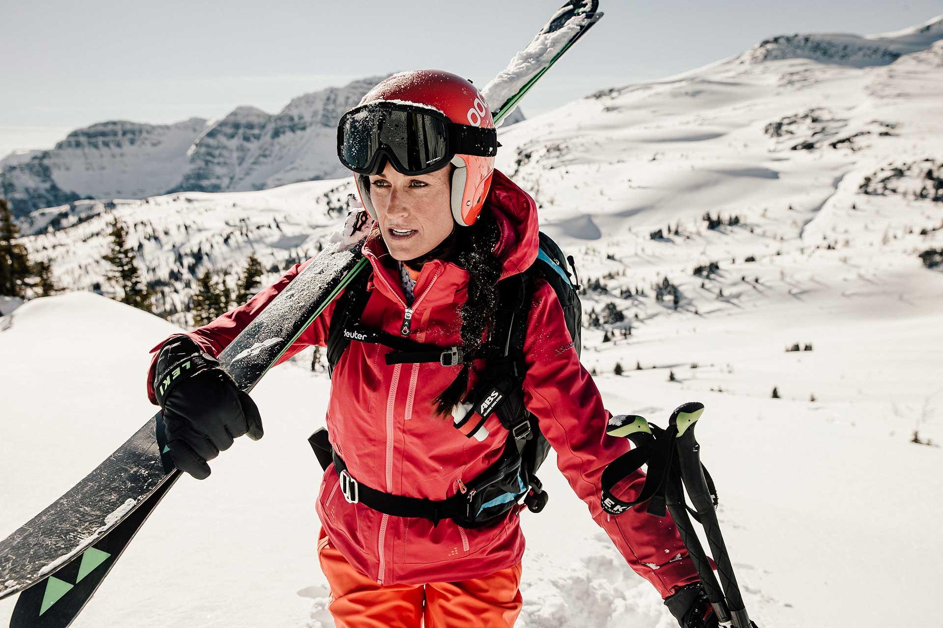Winter Sportfotograf Fitness Schnee Skisport Fotograf Schweiz Schöffen