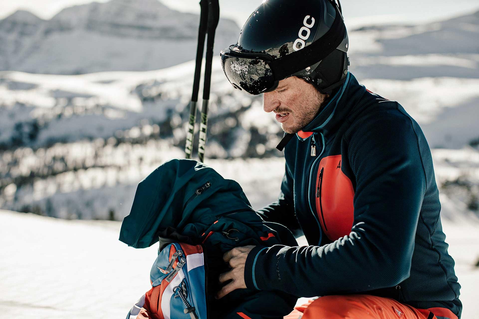Sportbekleidung Schöffel Fotografie Sport Winter Ski Wien Österreich Michael Müller