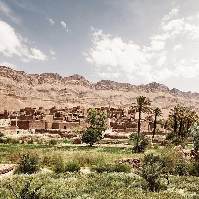Fotograf Reisen Travel Marokko Oase Outdoor Maloja Katalog Fotoproduktion Michael Müller