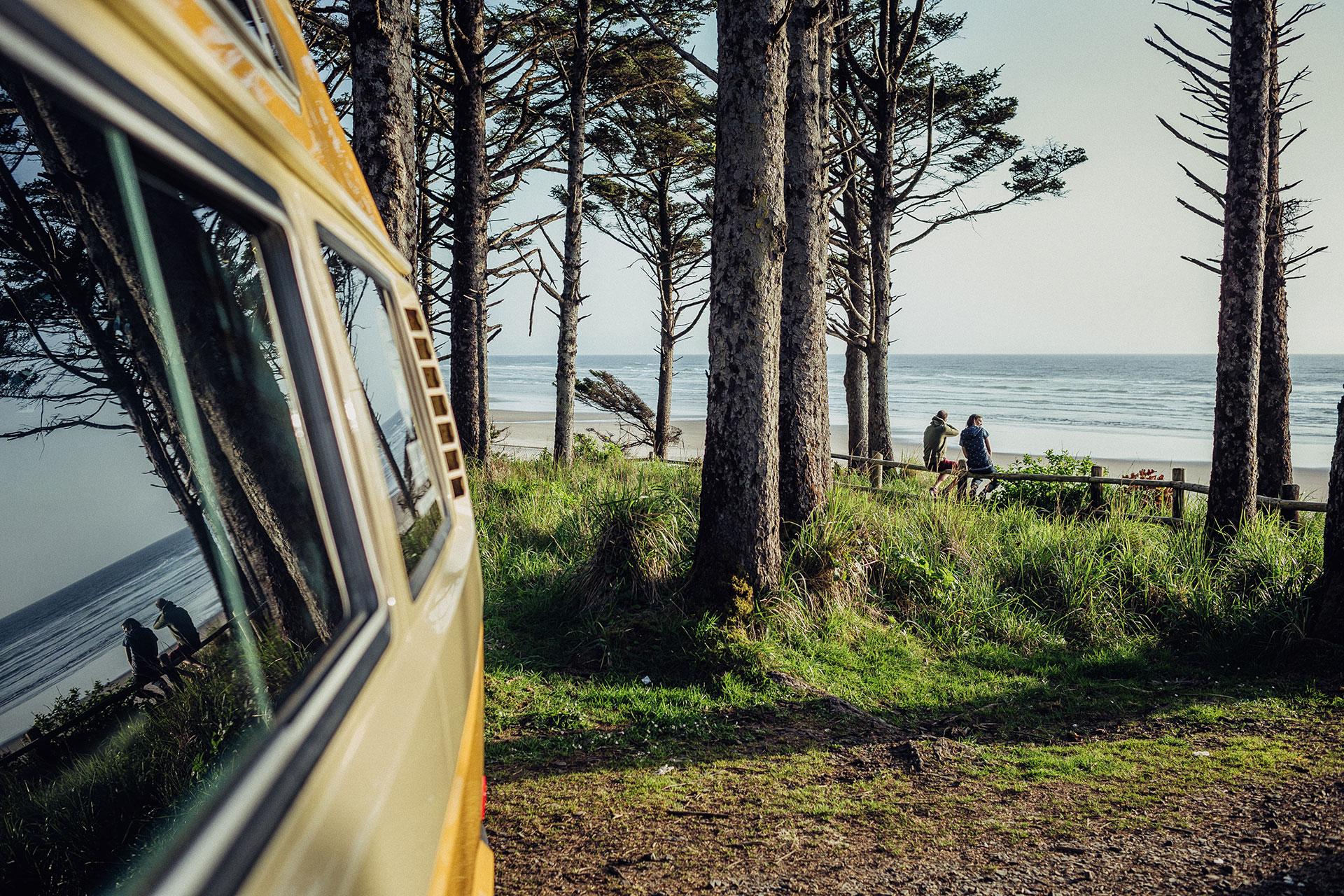 camping fotograf kueste meer oregon roadtrip zuerich schweiz