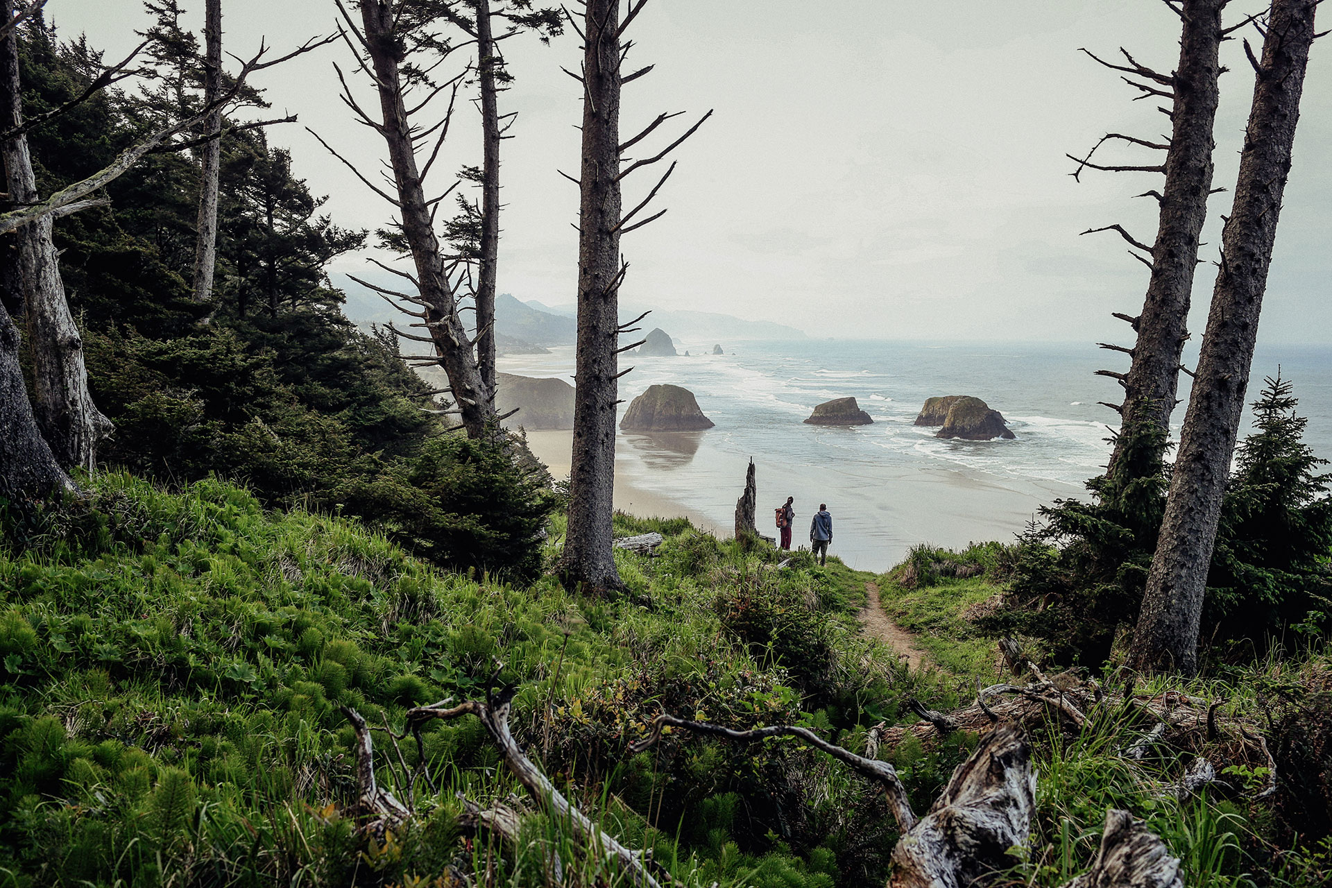 oregon coast landscape photographer outdoor trekking hiking london
