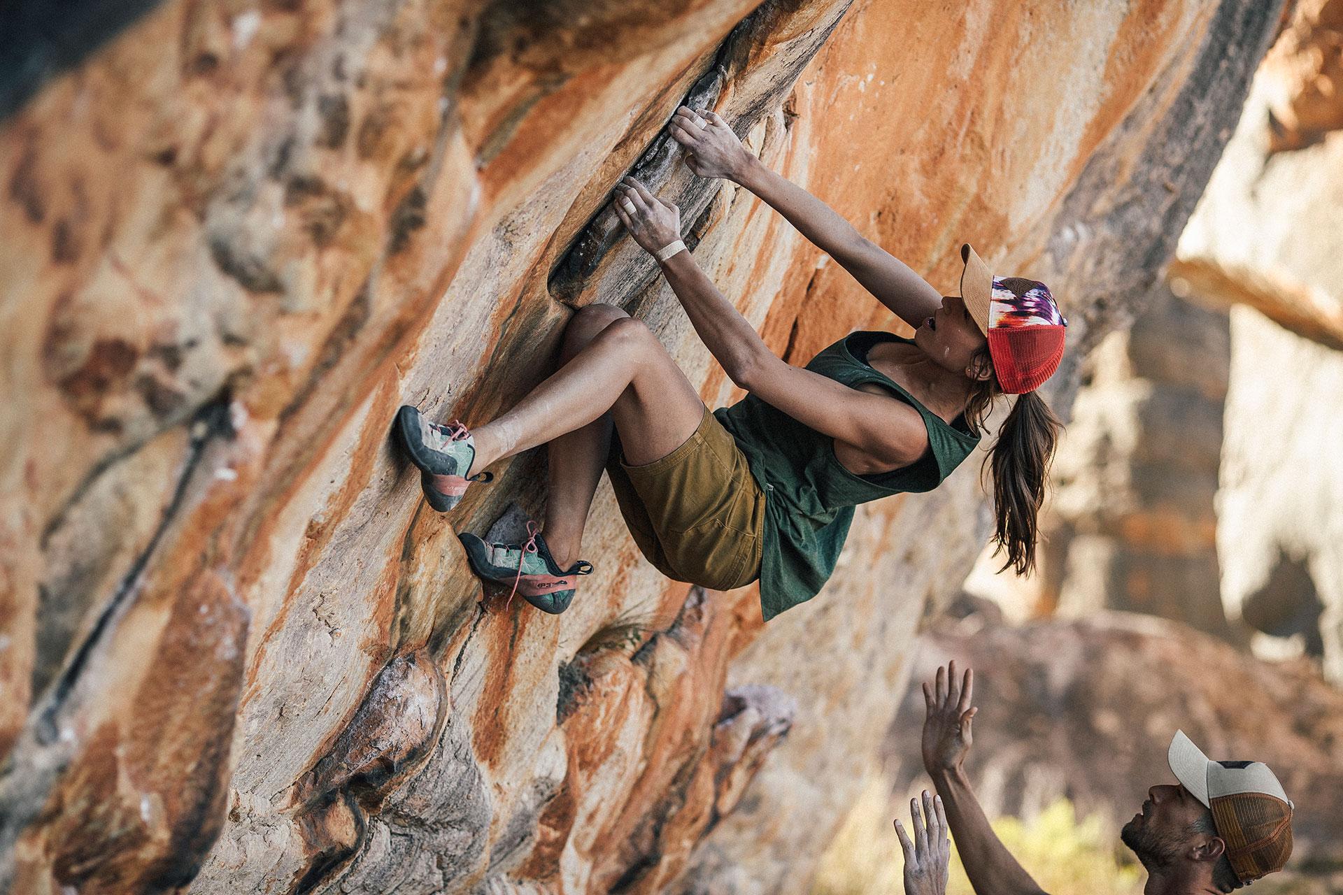 Extrem Sport Klettern Fotograf Rocklands Südafrika Michael Müller Berge