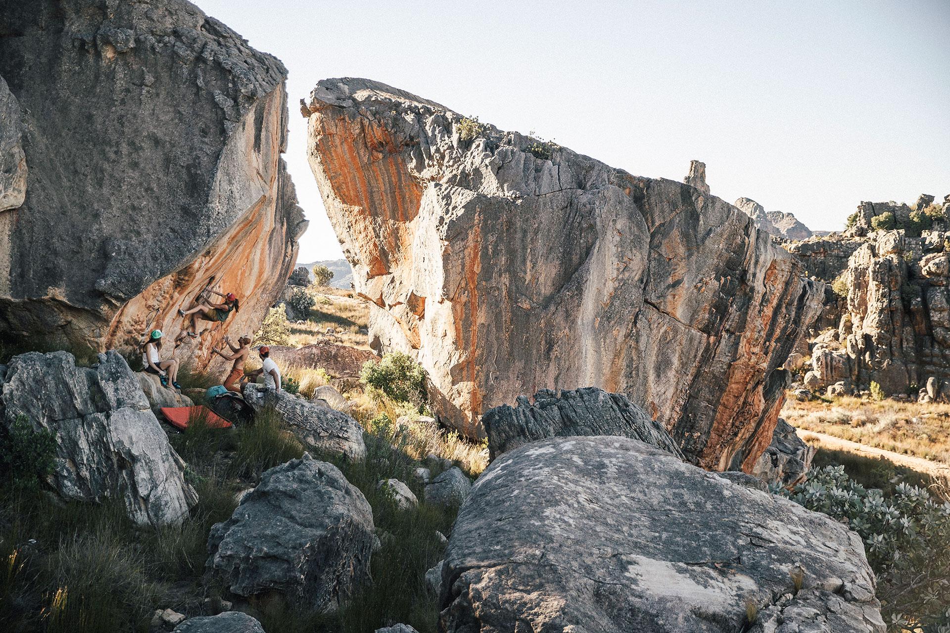 Landschaft Berge Klettern Sport Fotograf Rocklands Köln Südafrika Michael Müller