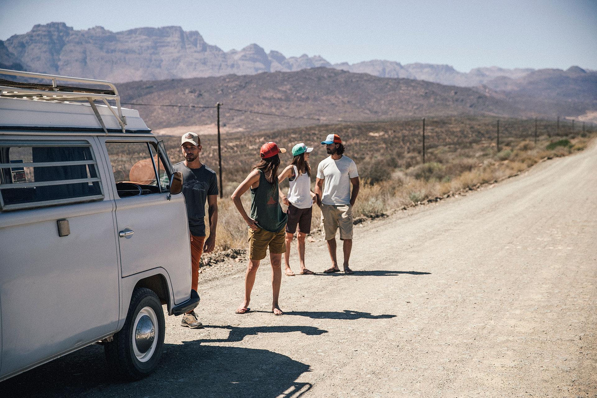 Roadtrip Lifestyle Klettern Vanlife Landschaft Bouldern Fotograf Michael Müller Südafrika