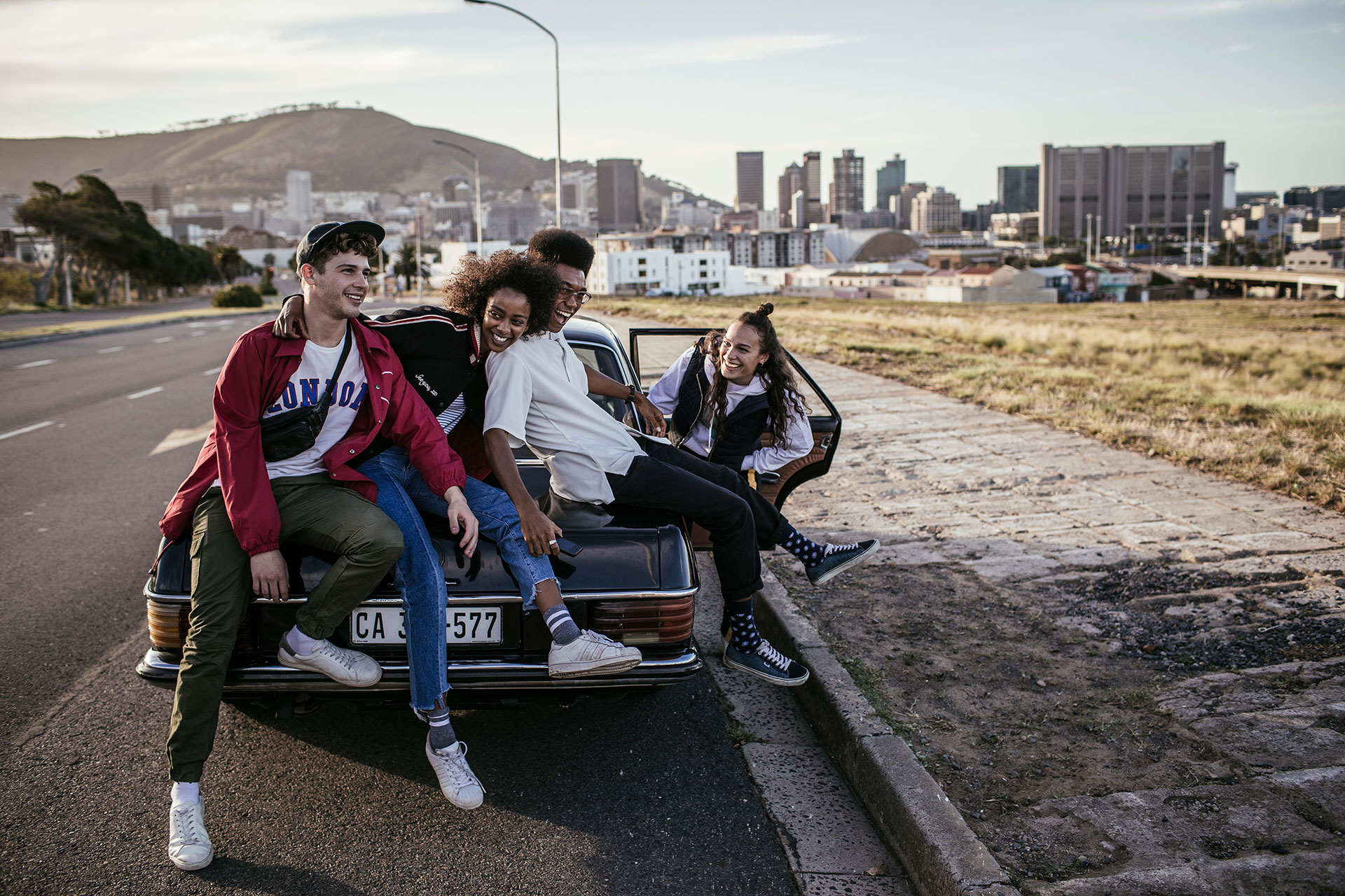 Kapstadt Südafrika Lifestyle People Outdoor Foto Kampagne Michael Müller