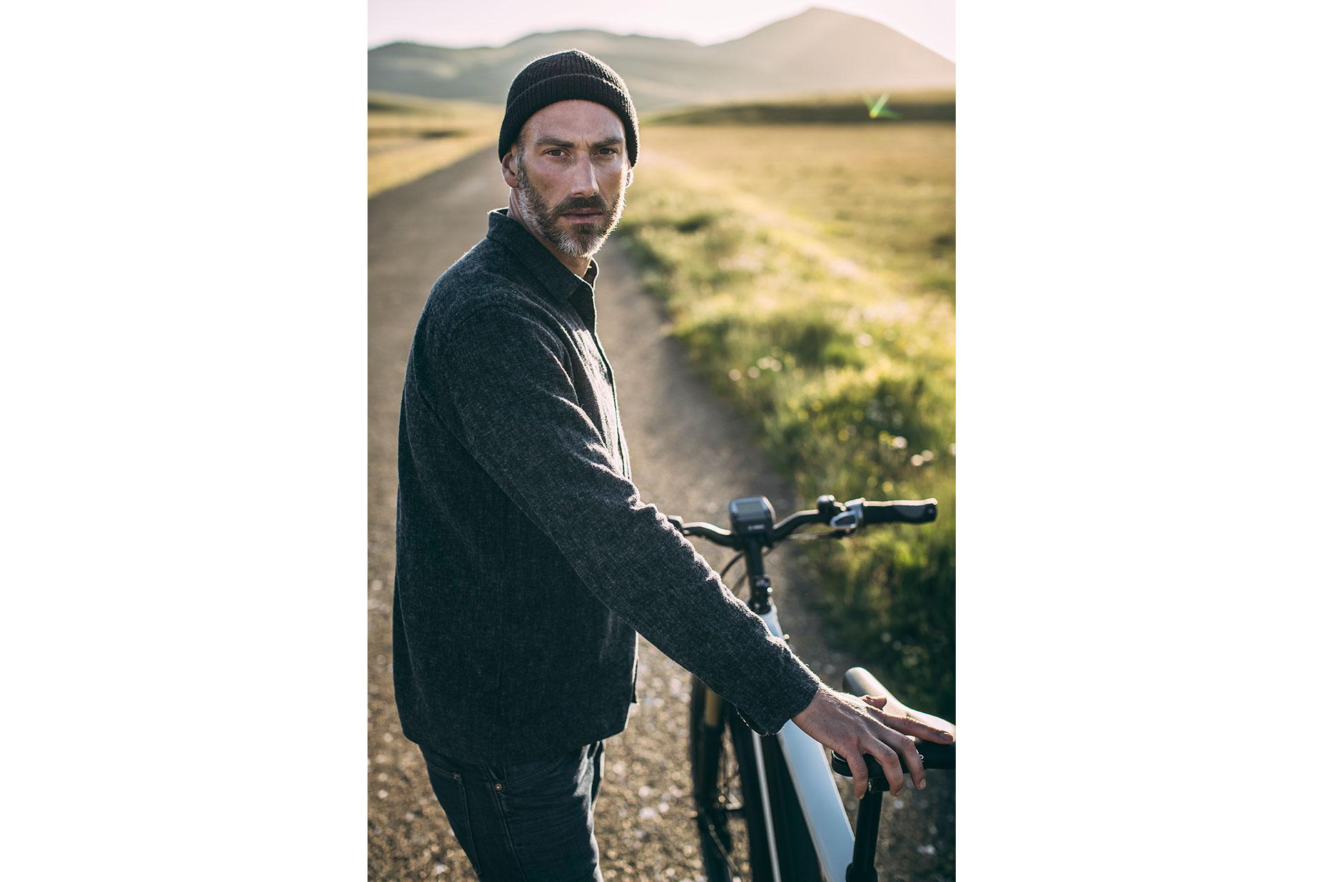 Stuttgart Ebike Fahrrad Lifestyle Fotograf Sport Outdoor Gegenlicht Deutschland Michael Müller