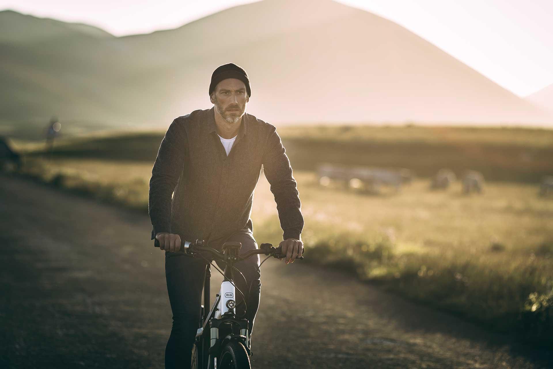 Fotograf People Portrait Bike Lifestyle Sport Fotoproduktion