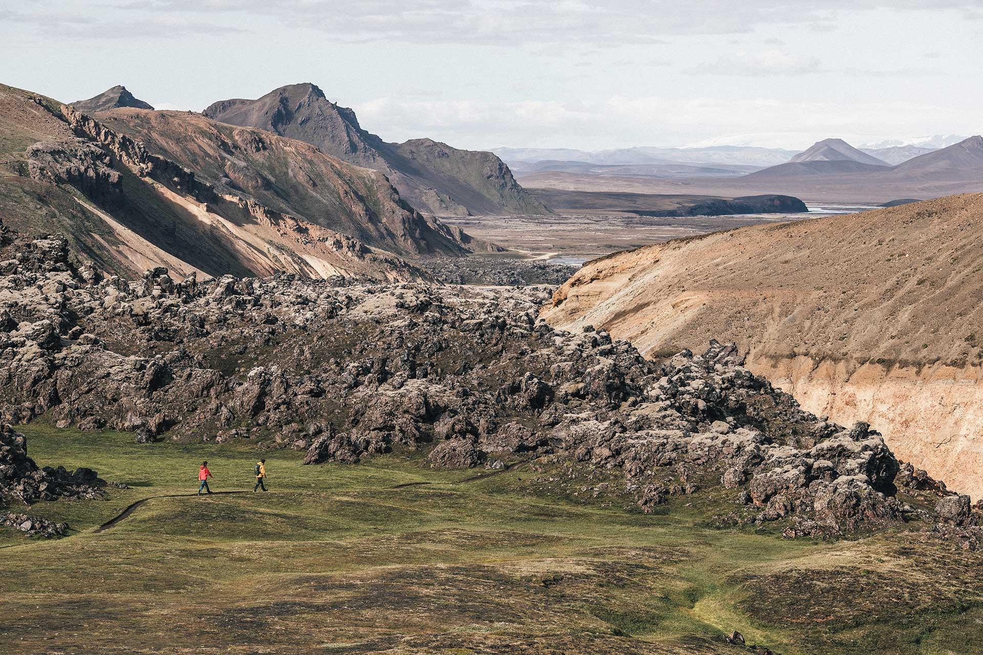 Landschaft Natur Outdoor Panorama Fotograf Island Michael Müller Fotoproduktion
