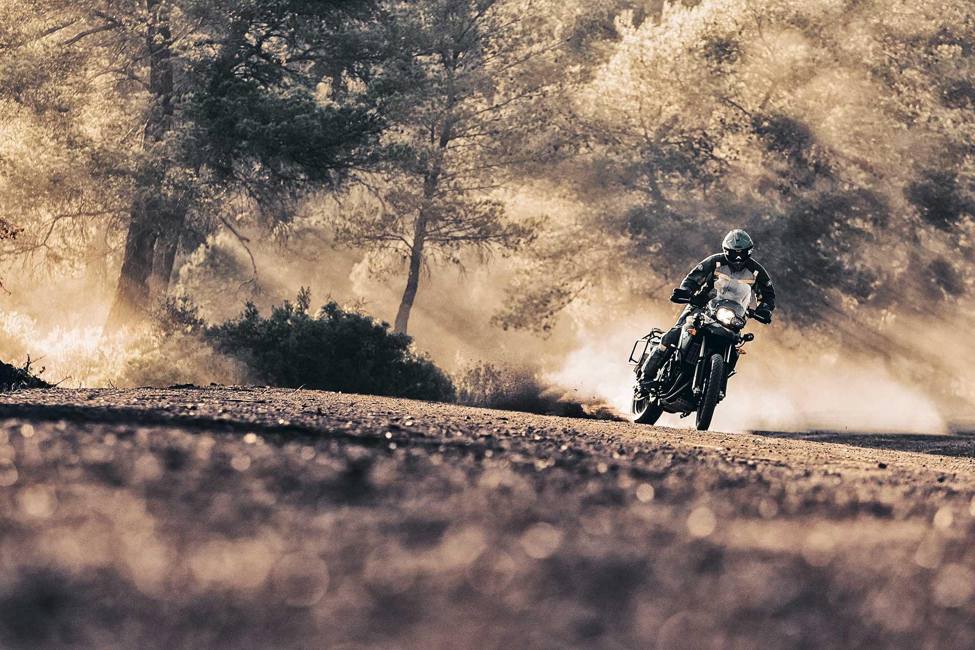 Motorrad Enduro Fotograf Sport Aktion BMW GS Reisen Travel Portugal