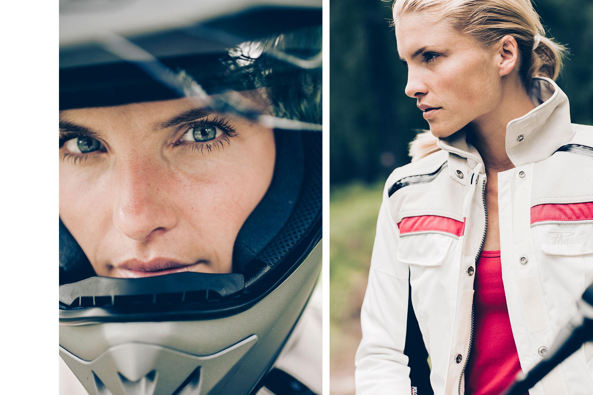 Motorrad Fotograf Portrait Sport Aktion Reise Enduro Düsseldorf Deutschland