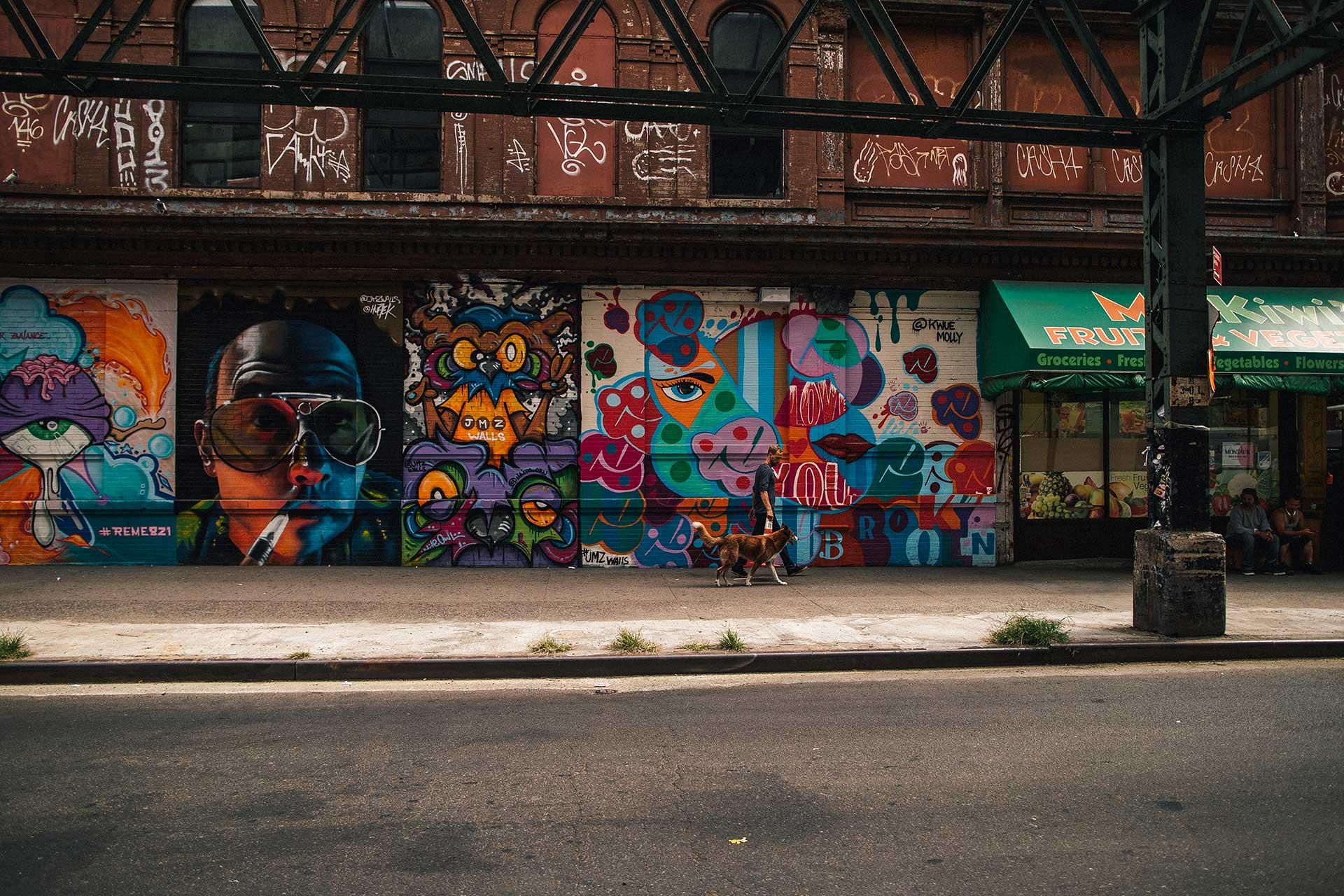 Fotoproduktion Urban Brooklyn Lifestyle Fotograf New York