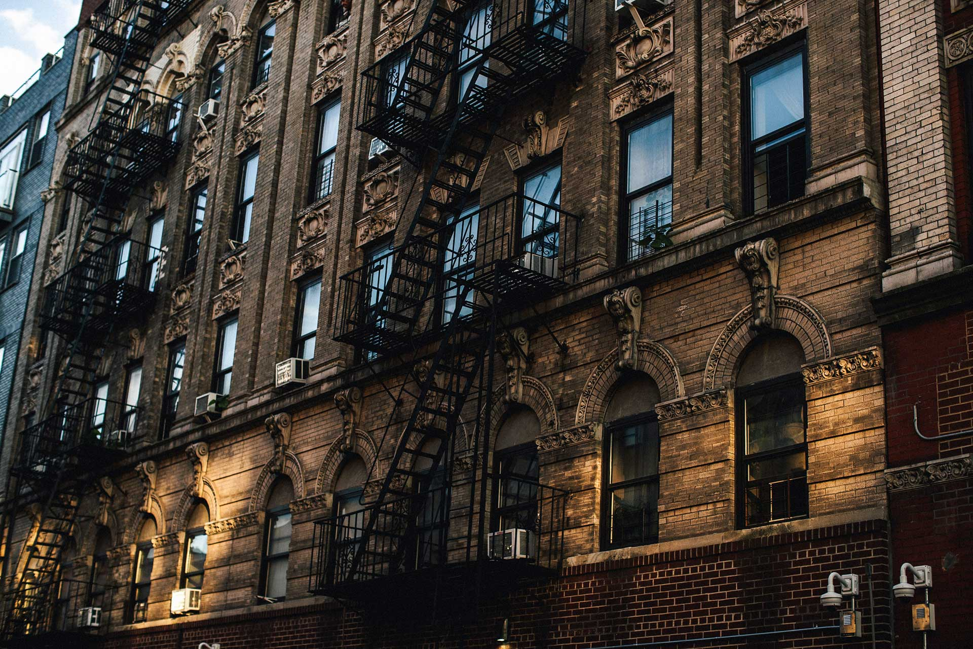Großstadt Fotograf Urban New York Lifestyle Street