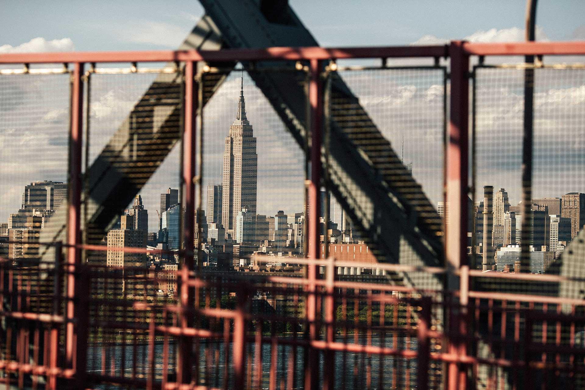 Panorama Skyline New York Urban Großstadt Michael Müller Fotograf