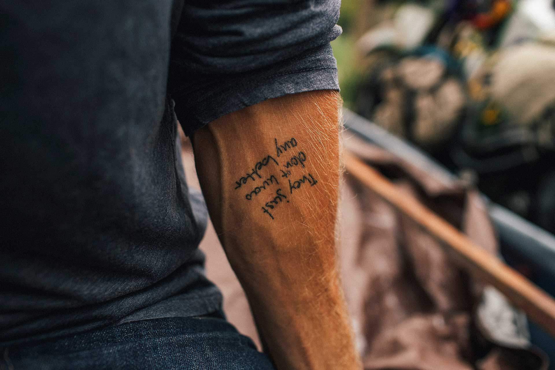 Tattoo Detail Lifestyle Fotograf New York