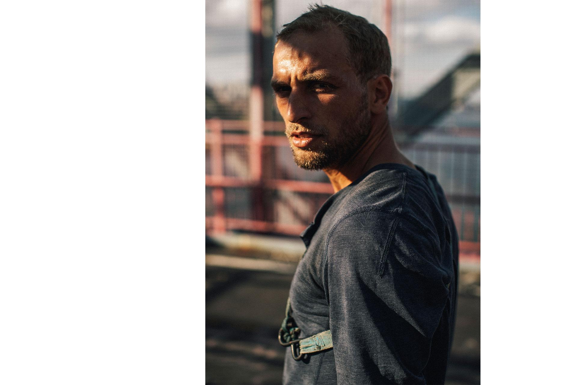 People Lifestyle Porträt New York Fotograf Michael Müller Model