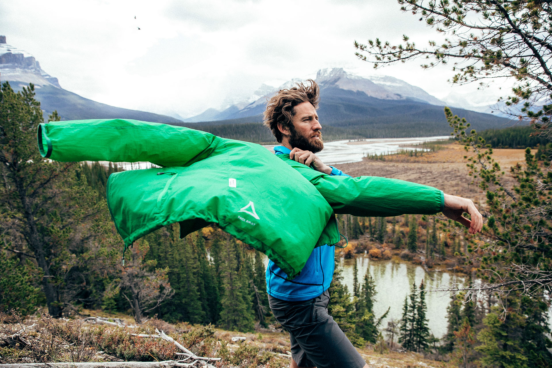 Outdoor wandern kanada trekking fotografie michael mueller alberta