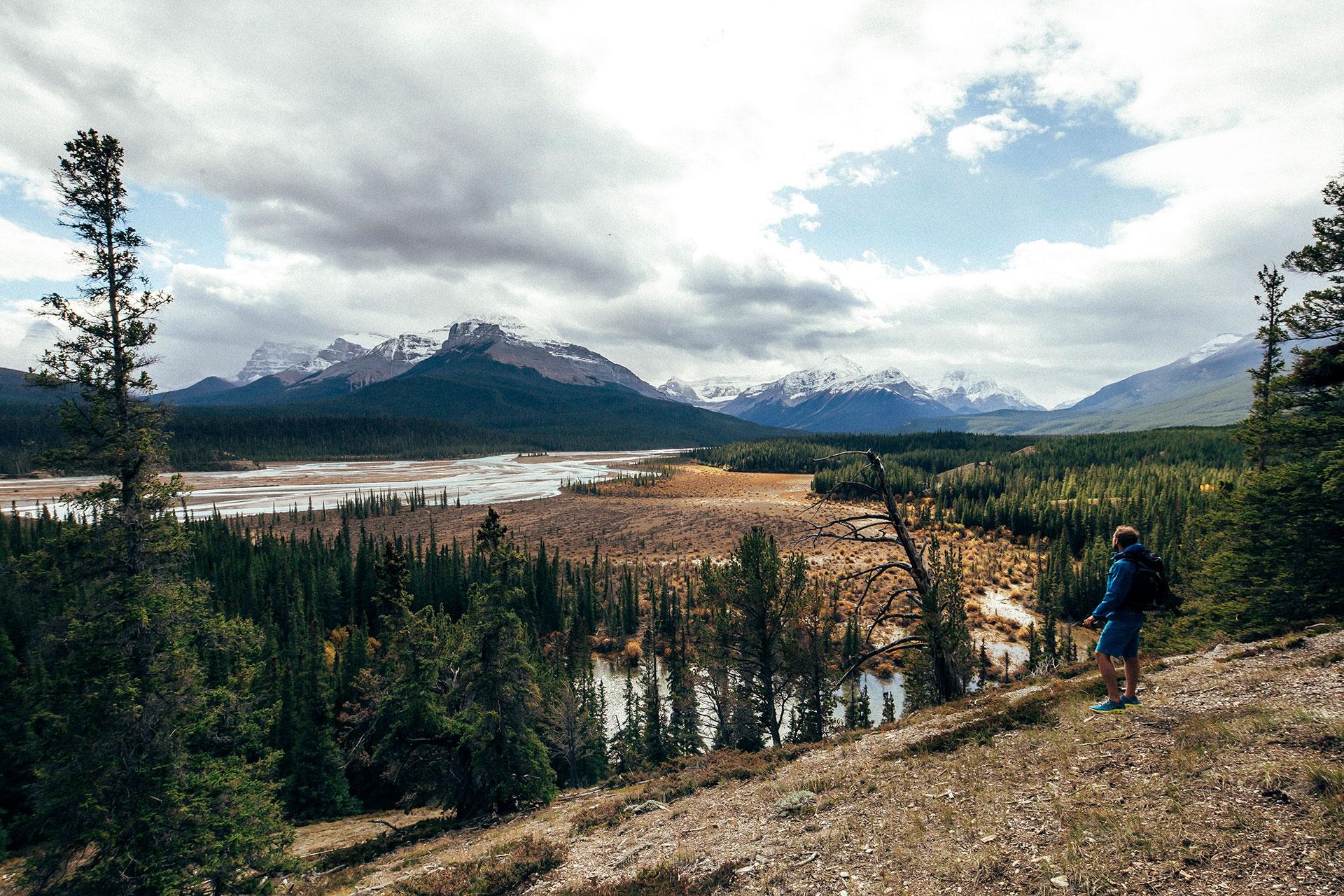 trekking fotograf outdoor wandern rocky mountains kanada deutschland hamburg