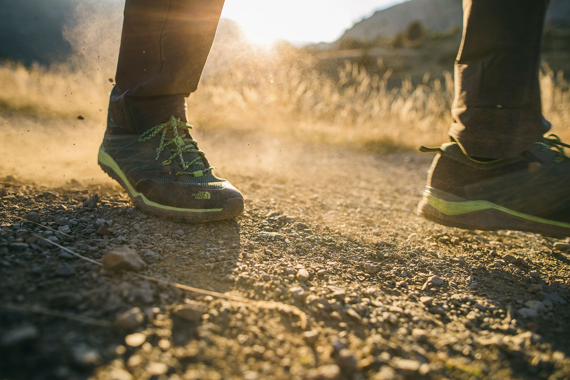 Detail Wander Schuhe Produkt Fotograf Trekking Bergsport Katalog Fotoproduktion